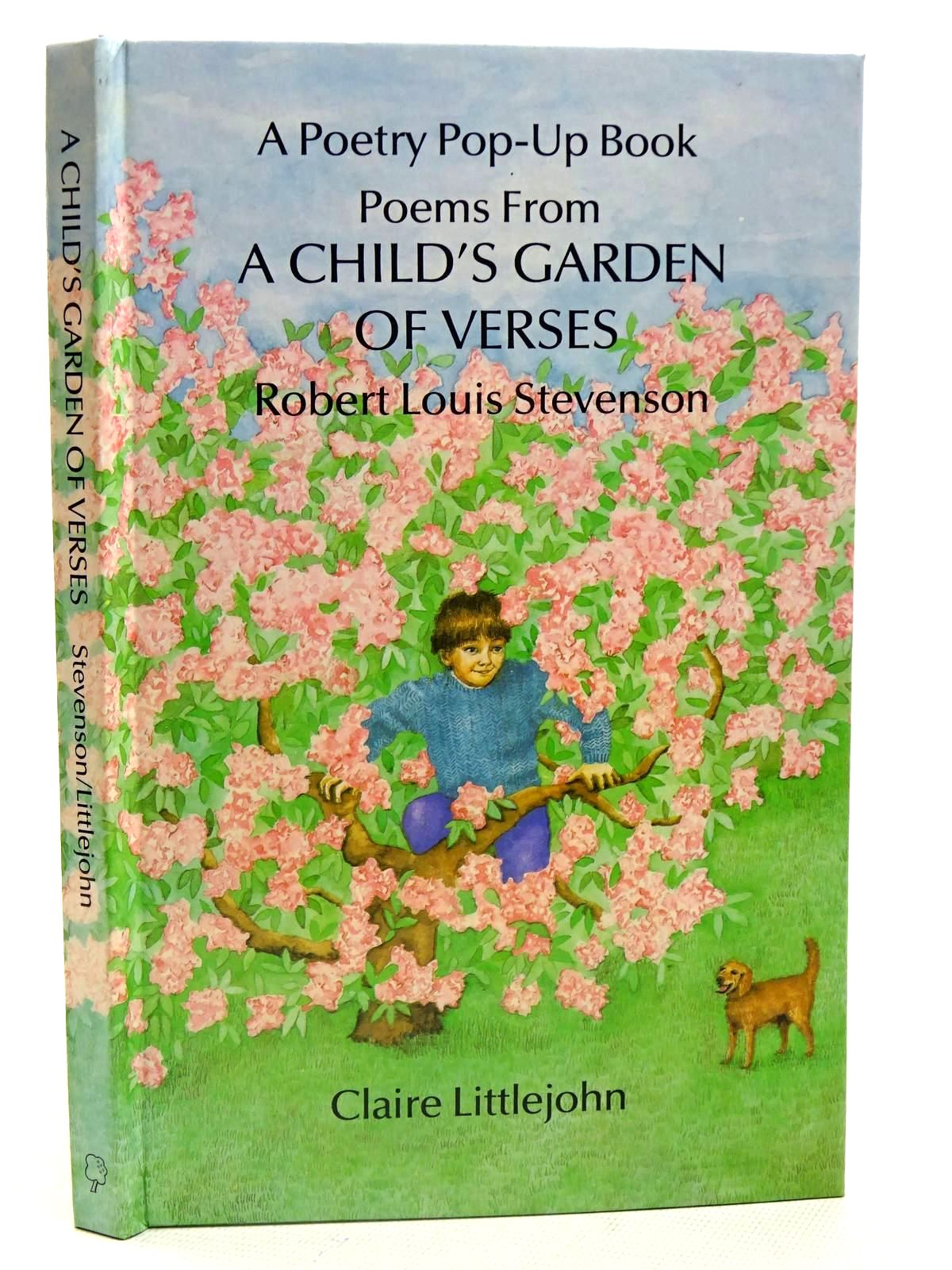 Photo of POEMS FROM A CHILD'S GARDEN OF VERSES written by Stevenson, Robert Louis illustrated by Littlejohn, Claire published by Orchard Books (STOCK CODE: 2126606)  for sale by Stella & Rose's Books