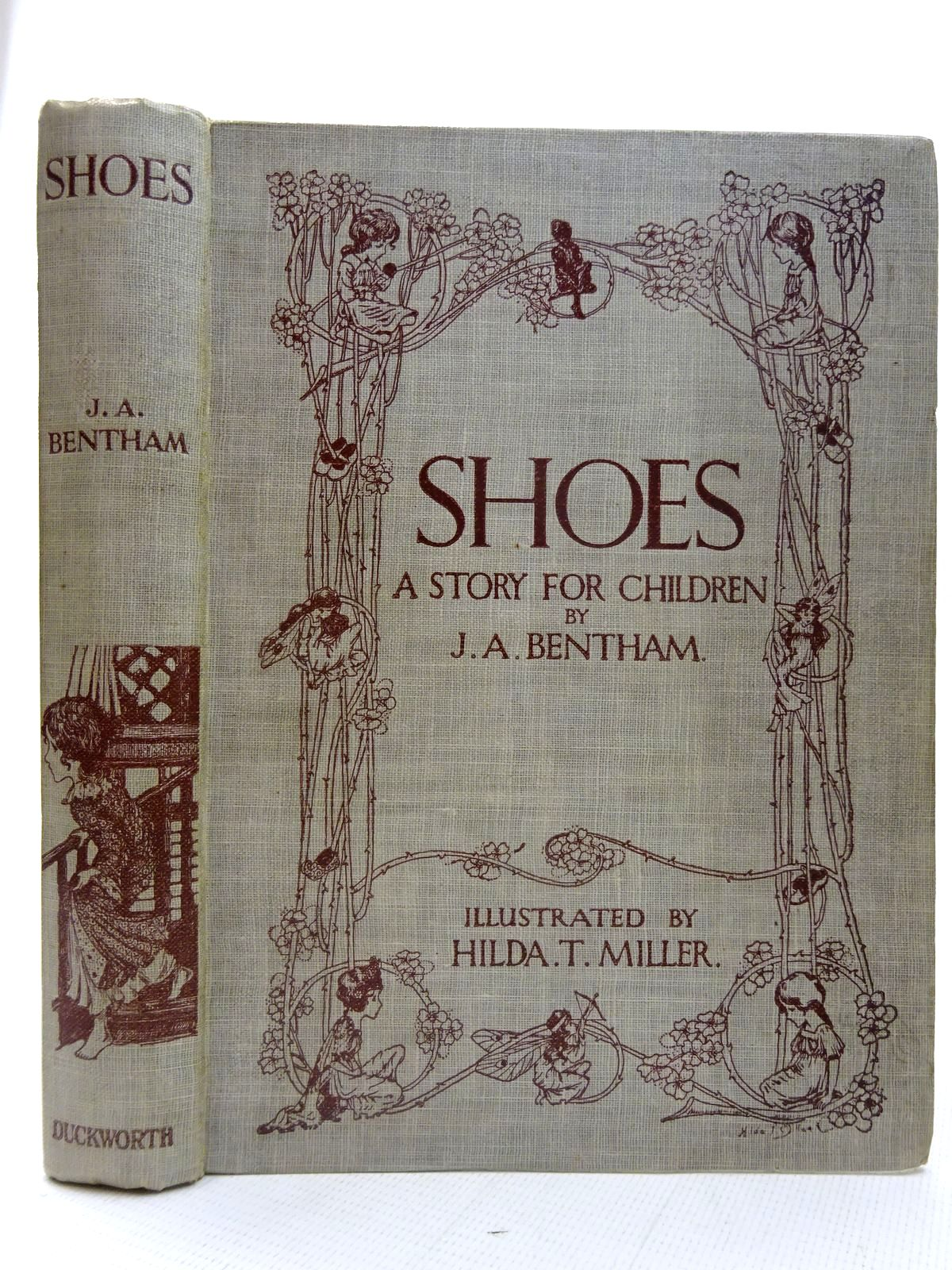 Photo of SHOES written by Bentham, J.A. illustrated by Miller, Hilda T. published by Duckworth & Co. (STOCK CODE: 2126692)  for sale by Stella & Rose's Books