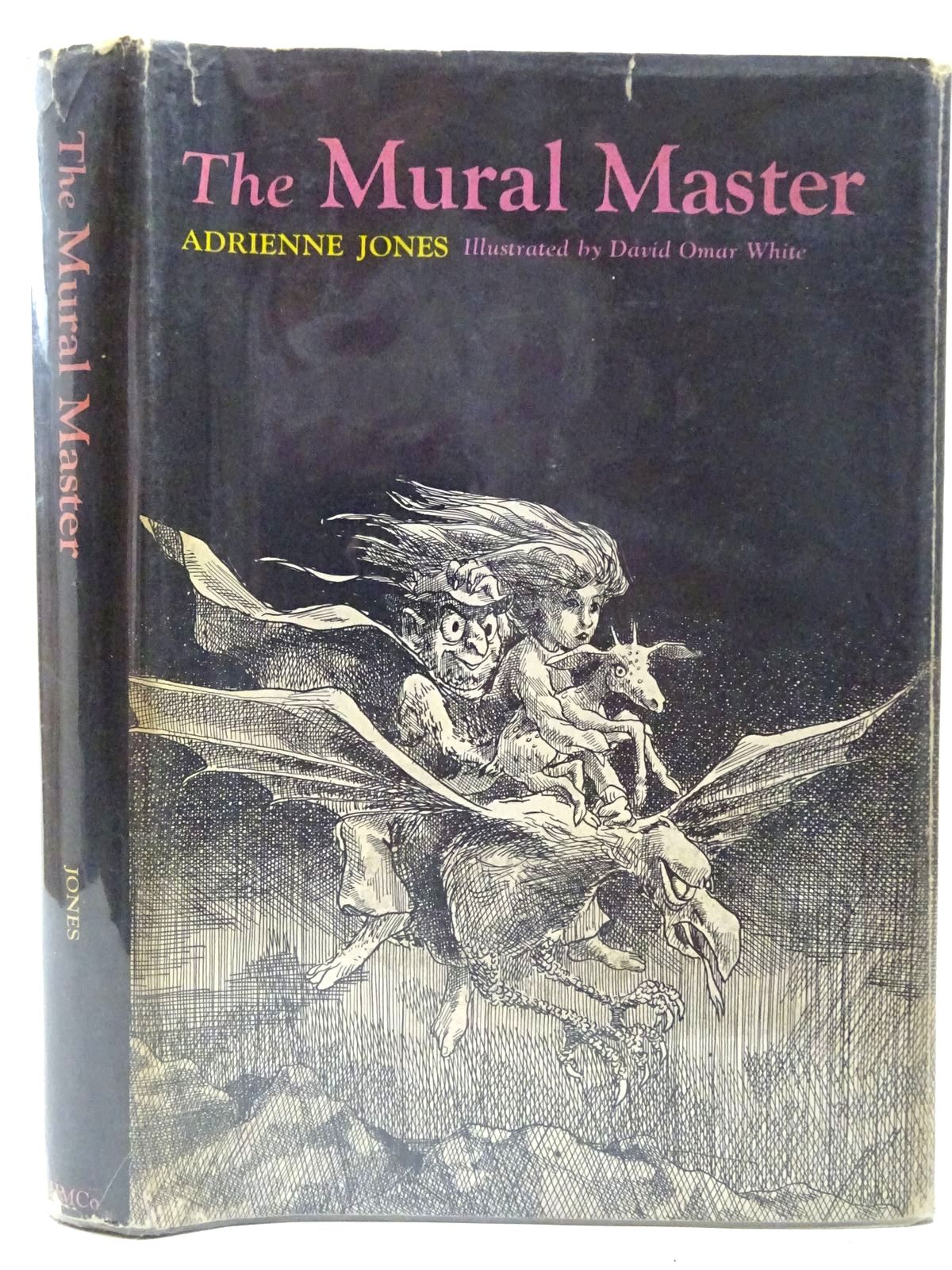 Photo of THE MURAL MASTER written by Jones, Adrienne illustrated by White, David Omar published by Houghton Mifflin Company Boston (STOCK CODE: 2126699)  for sale by Stella & Rose's Books