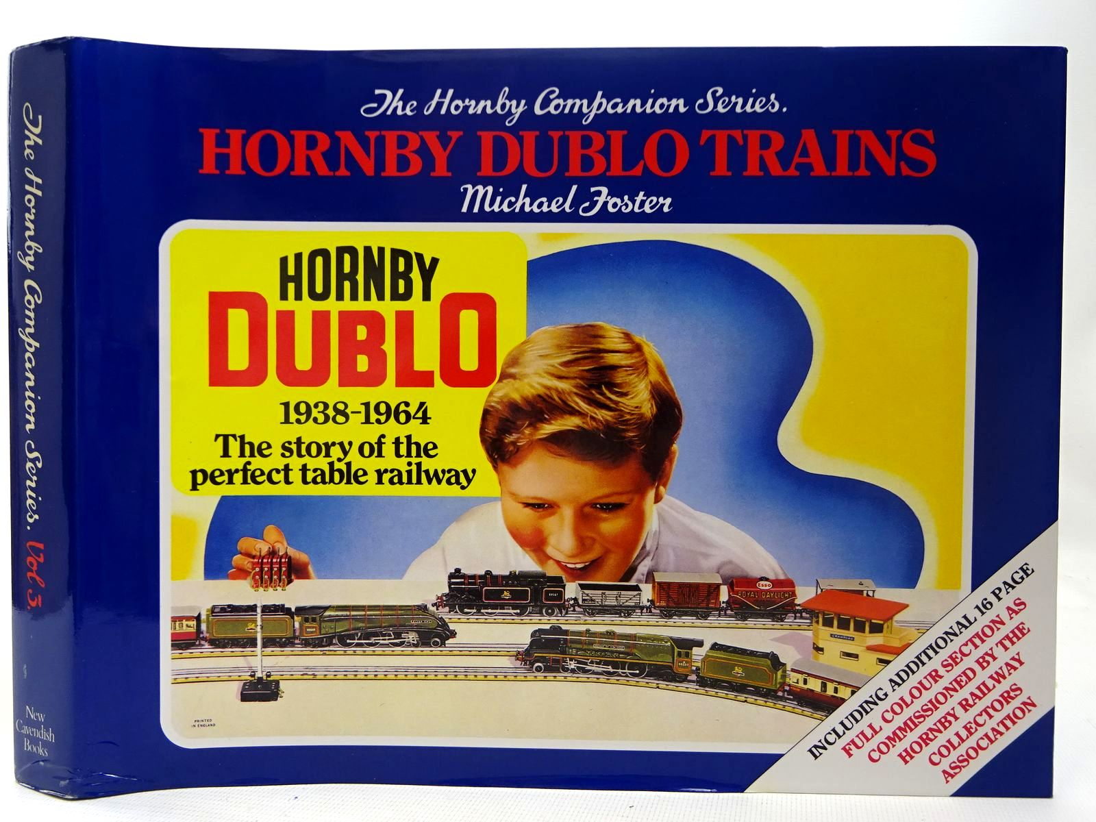 Photo of HORNBY DUBLO TRAINS written by Foster, Michael published by New Cavendish Books (STOCK CODE: 2126740)  for sale by Stella & Rose's Books