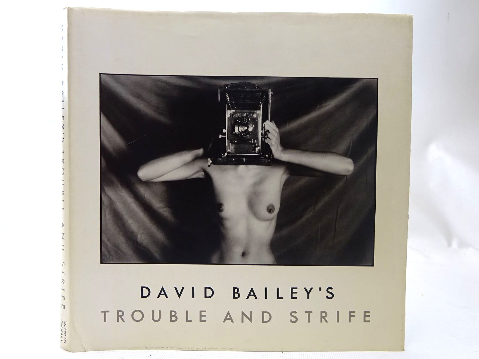 Photo of DAVID BAILEY'S TROUBLE AND STRIFE written by Bailey, David<br />Lartigue, Jacques-Henri<br />Clarke, Brian published by Olympus Optical Co. (u.K.) Limited (STOCK CODE: 2126741)  for sale by Stella & Rose's Books