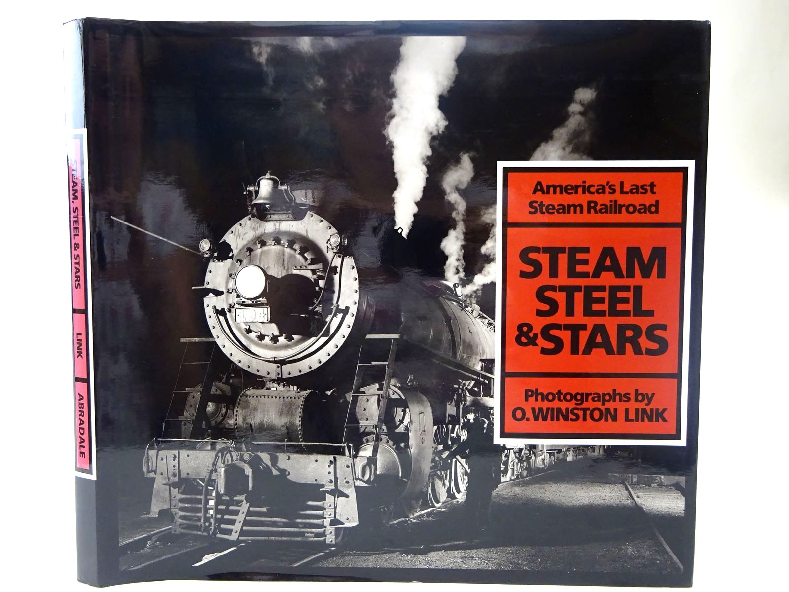Photo of STEAM STEEL AND STARS written by Hensley, Tim illustrated by Link, O. Winston published by Abradale Press, Harry N. Abrams (STOCK CODE: 2126743)  for sale by Stella & Rose's Books