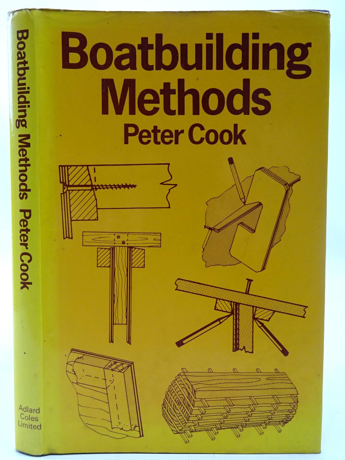 Photo of BOATBUILDING METHODS written by Cook, Peter published by Adlard Coles (STOCK CODE: 2126849)  for sale by Stella & Rose's Books