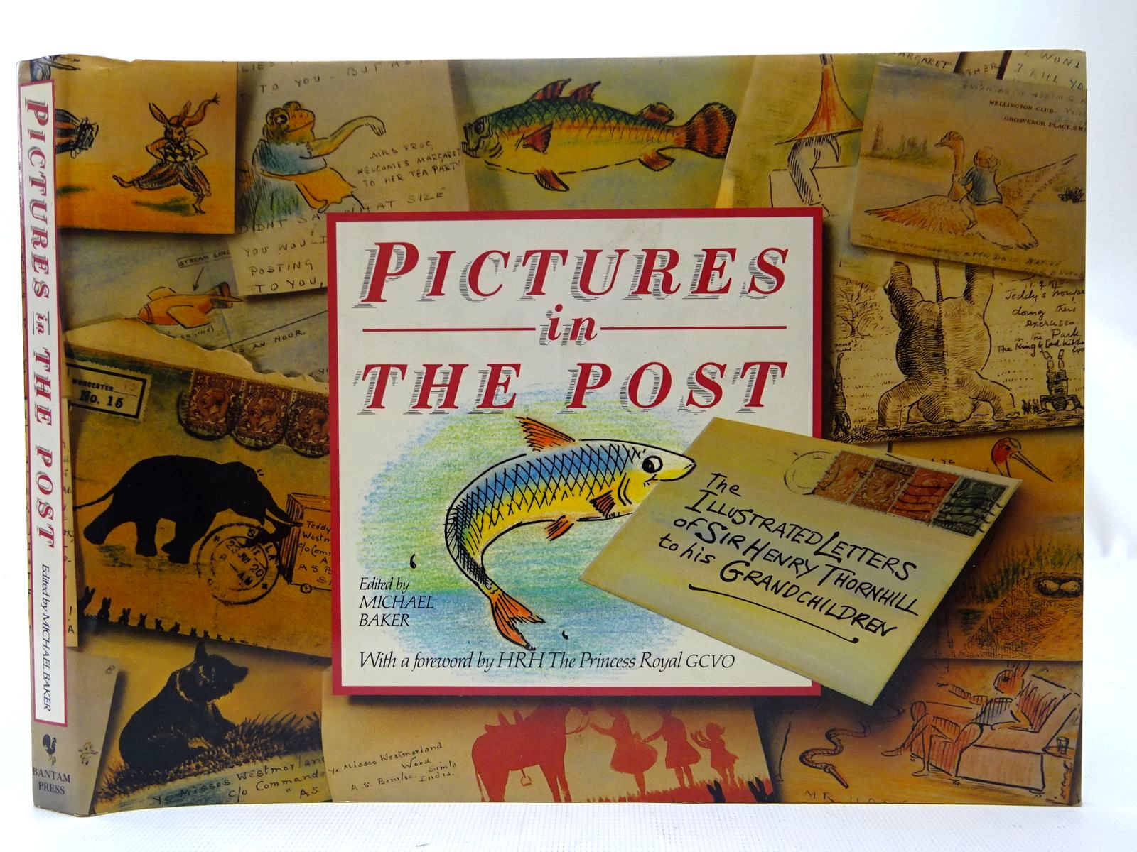 Photo of PICTURES IN THE POST written by Thornhill, Henry published by Bantam Press (STOCK CODE: 2126871)  for sale by Stella & Rose's Books