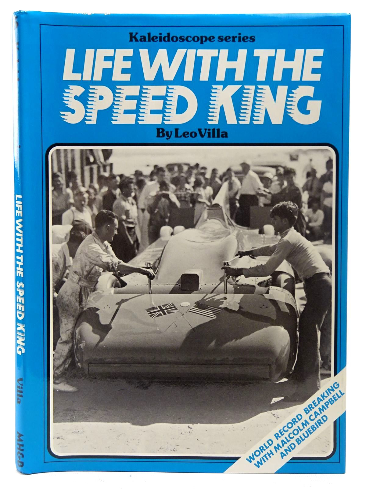 Photo of LIFE WITH THE SPEED KING written by Villa, Leo published by Marshall Harris & Baldwin Ltd. (STOCK CODE: 2126878)  for sale by Stella & Rose's Books