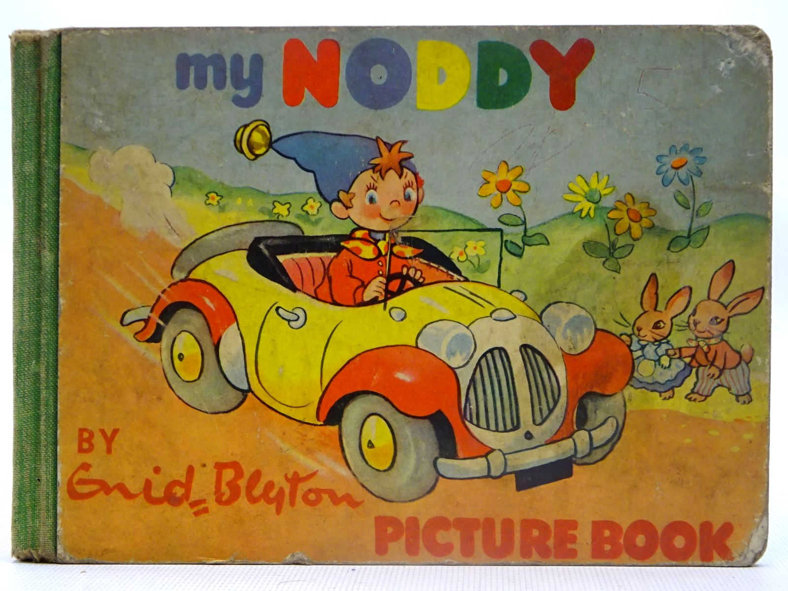 Photo of MY NODDY PICTURE BOOK