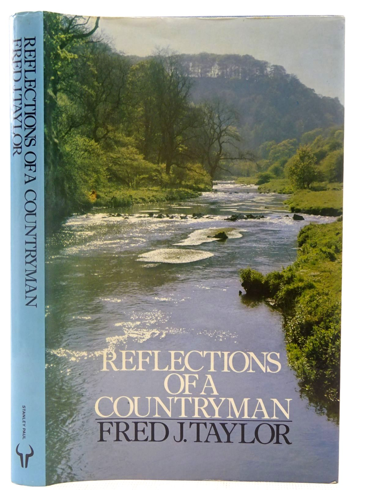 Photo of REFLECTIONS OF A COUNTRYMAN written by Taylor, Fred J. published by Stanley Paul (STOCK CODE: 2126925)  for sale by Stella & Rose's Books