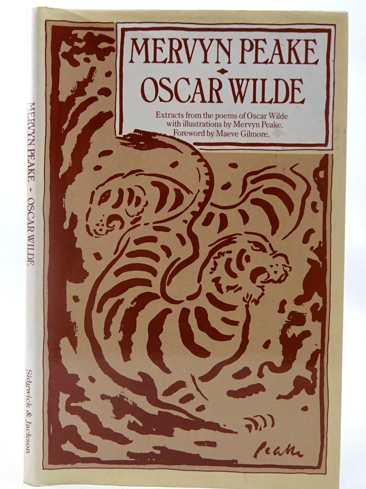 Photo of MERVYN PEAKE/OSCAR WILDE written by Wilde, Oscar illustrated by Peake, Mervyn published by Sidgwick & Jackson Ltd. (STOCK CODE: 2126926)  for sale by Stella & Rose's Books