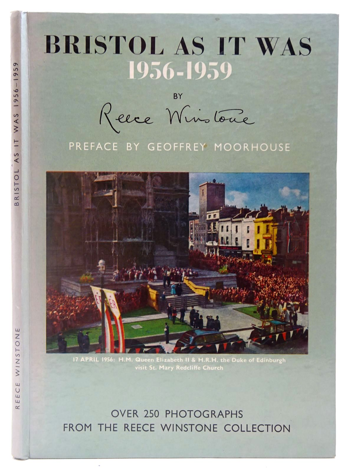 Photo of BRISTOL AS IT WAS 1956-1959 written by Winstone, Reece published by Reece Winstone (STOCK CODE: 2126952)  for sale by Stella & Rose's Books