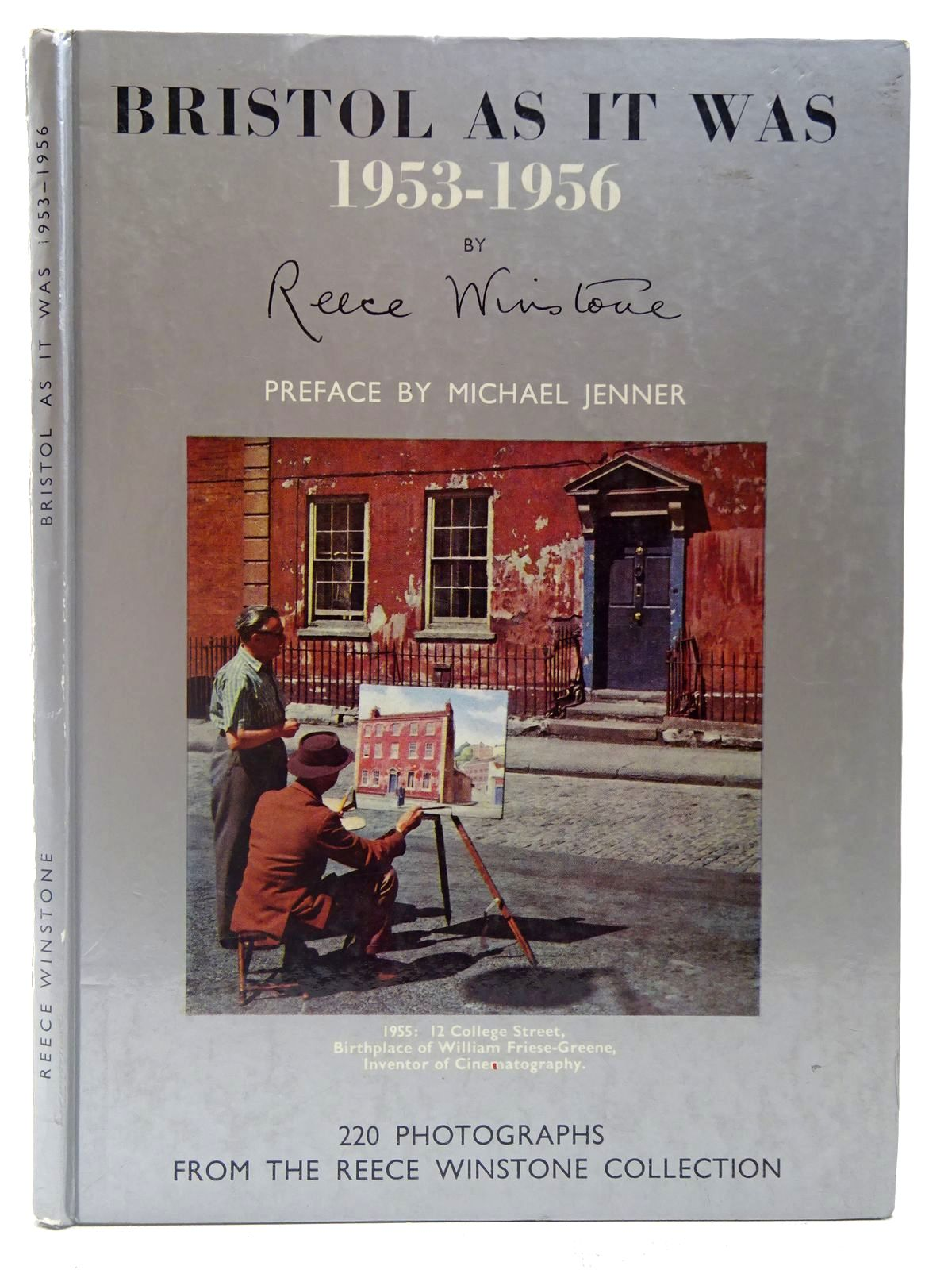 Photo of BRISTOL AS IT WAS 1953-1956 written by Winstone, Reece published by Reece Winstone (STOCK CODE: 2126953)  for sale by Stella & Rose's Books