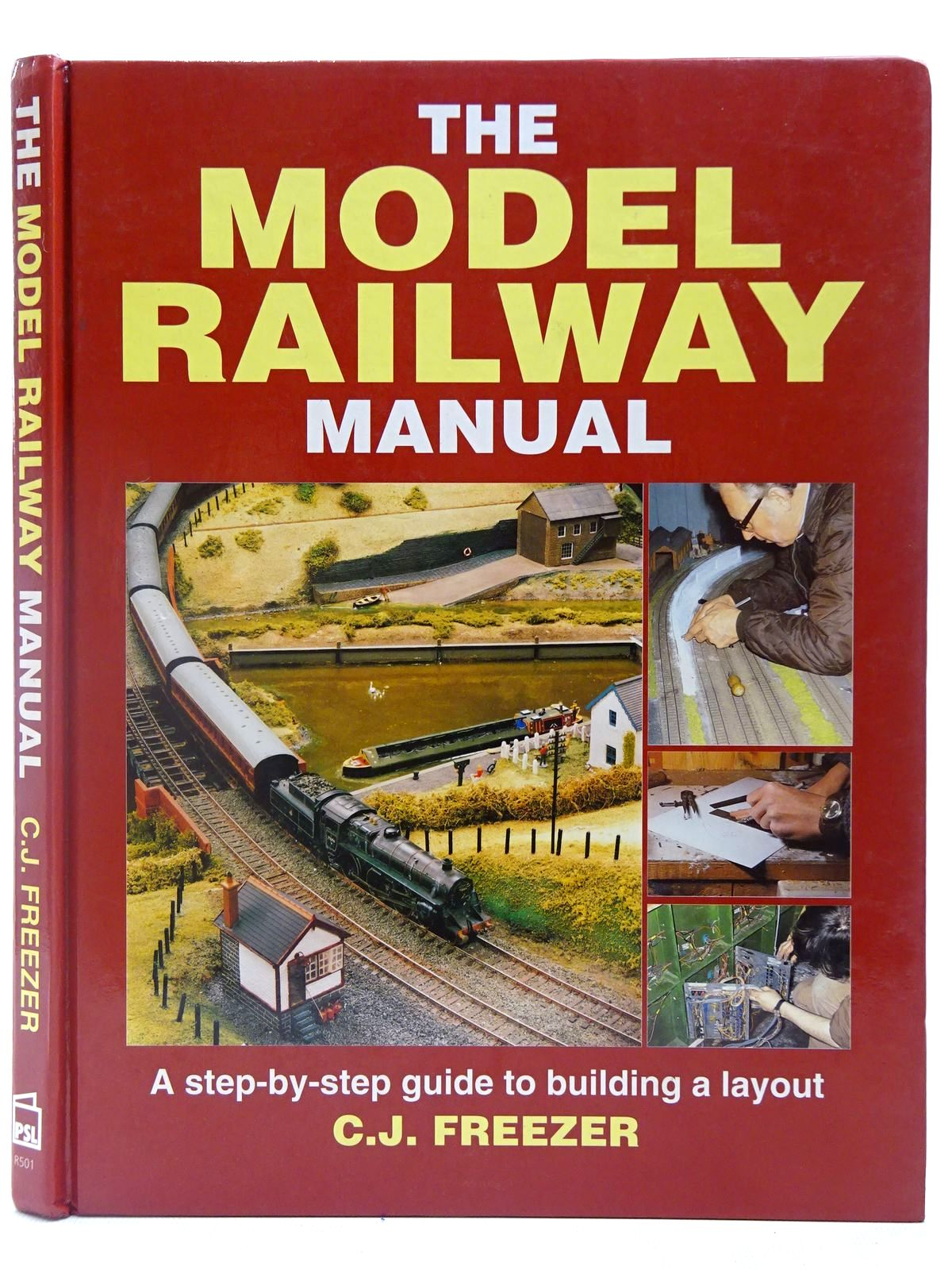 Photo of THE MODEL RAILWAY MANUAL written by Freezer, C.J. published by Patrick Stephens Limited (STOCK CODE: 2126986)  for sale by Stella & Rose's Books