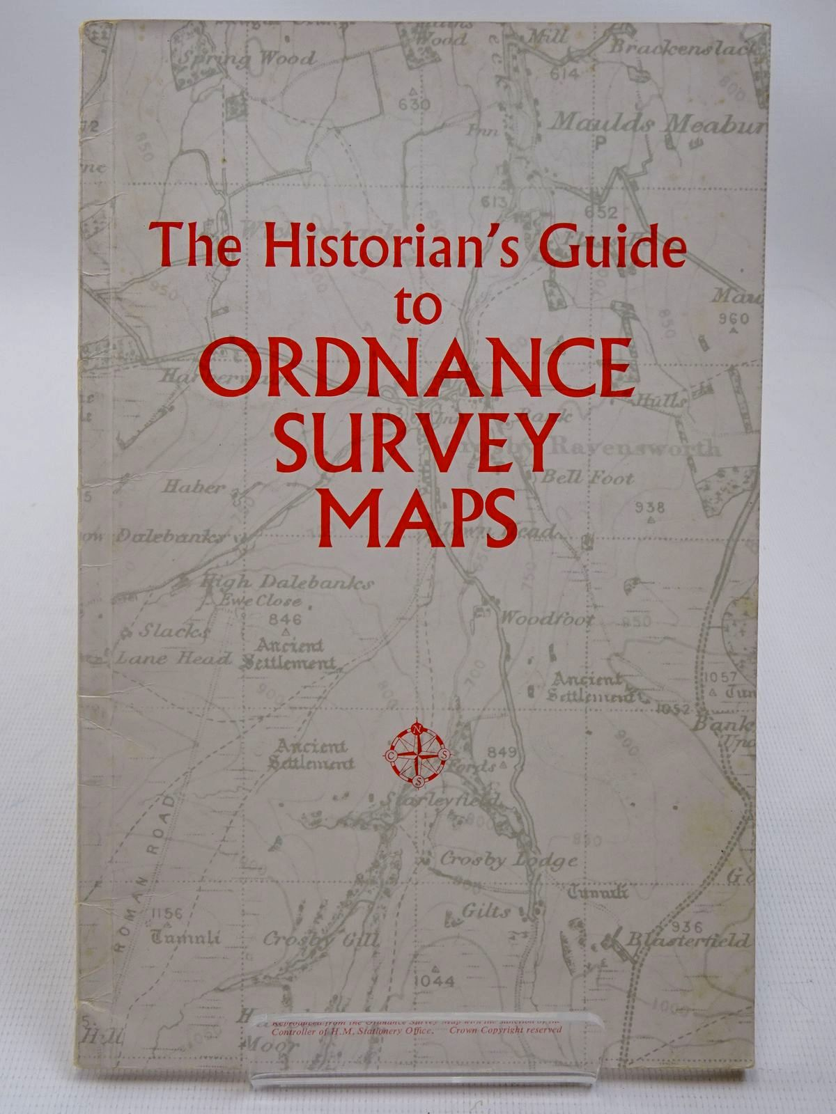 Photo of THE HISTORIAN'S GUIDE TO ORDNANCE SURVEY MAPS published by Standing Conference For Local History (STOCK CODE: 2127028)  for sale by Stella & Rose's Books