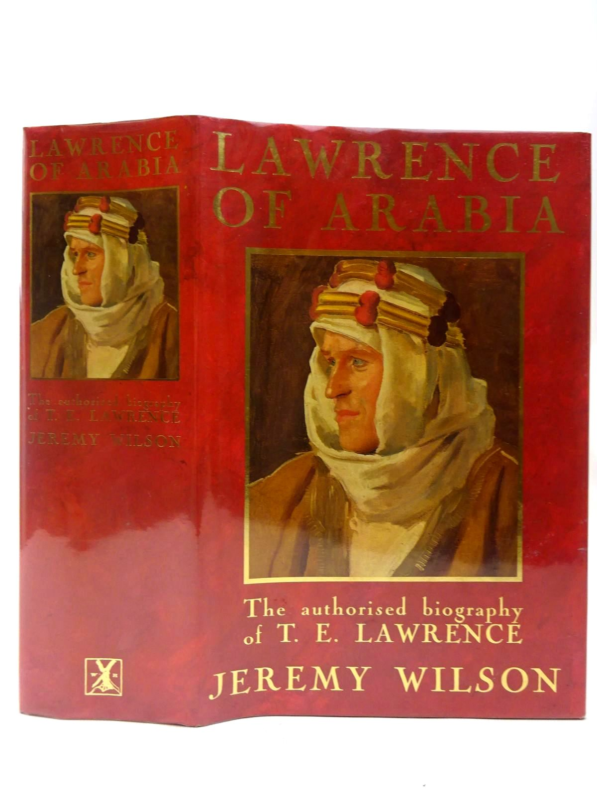 Photo of LAWRENCE OF ARABIA written by Wilson, Jeremy published by Heinemann (STOCK CODE: 2127043)  for sale by Stella & Rose's Books