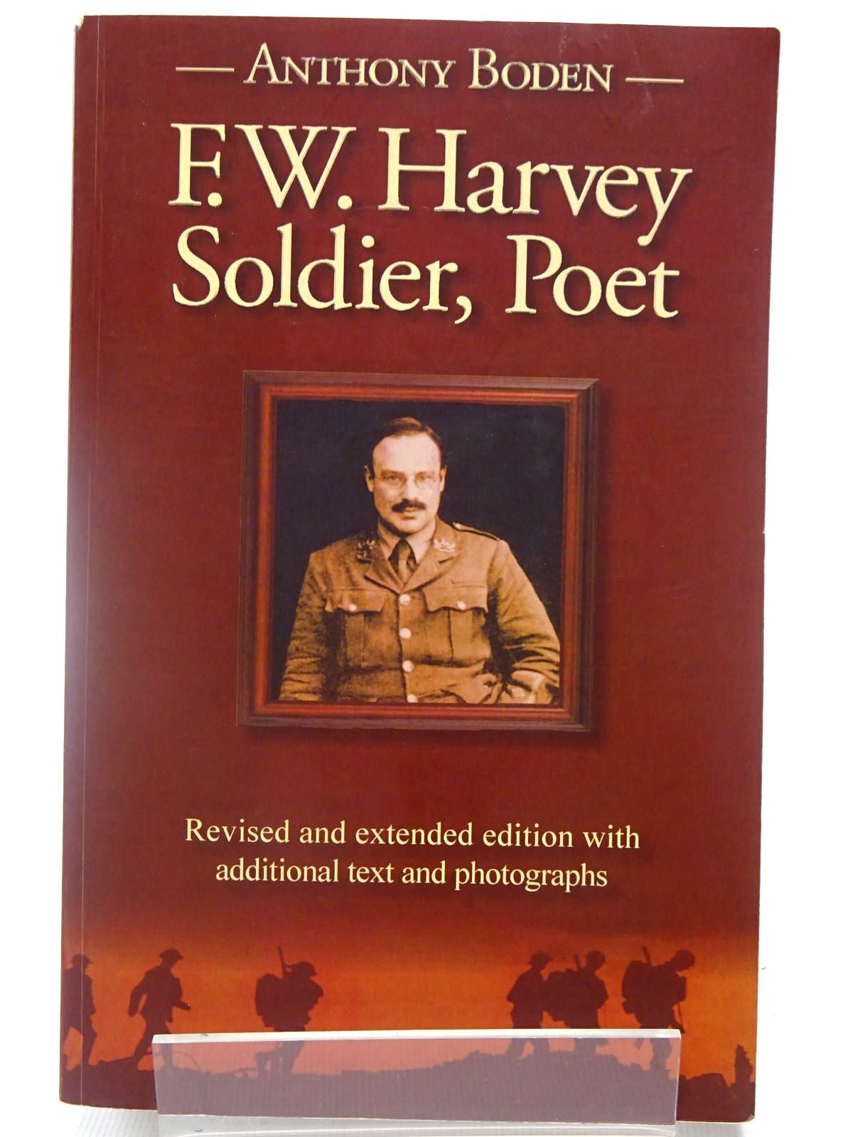 Photo of F.W. HARVEY SOLDIER, POET written by Boden, Anthony published by Douglas Mclean Publishing (STOCK CODE: 2127133)  for sale by Stella & Rose's Books