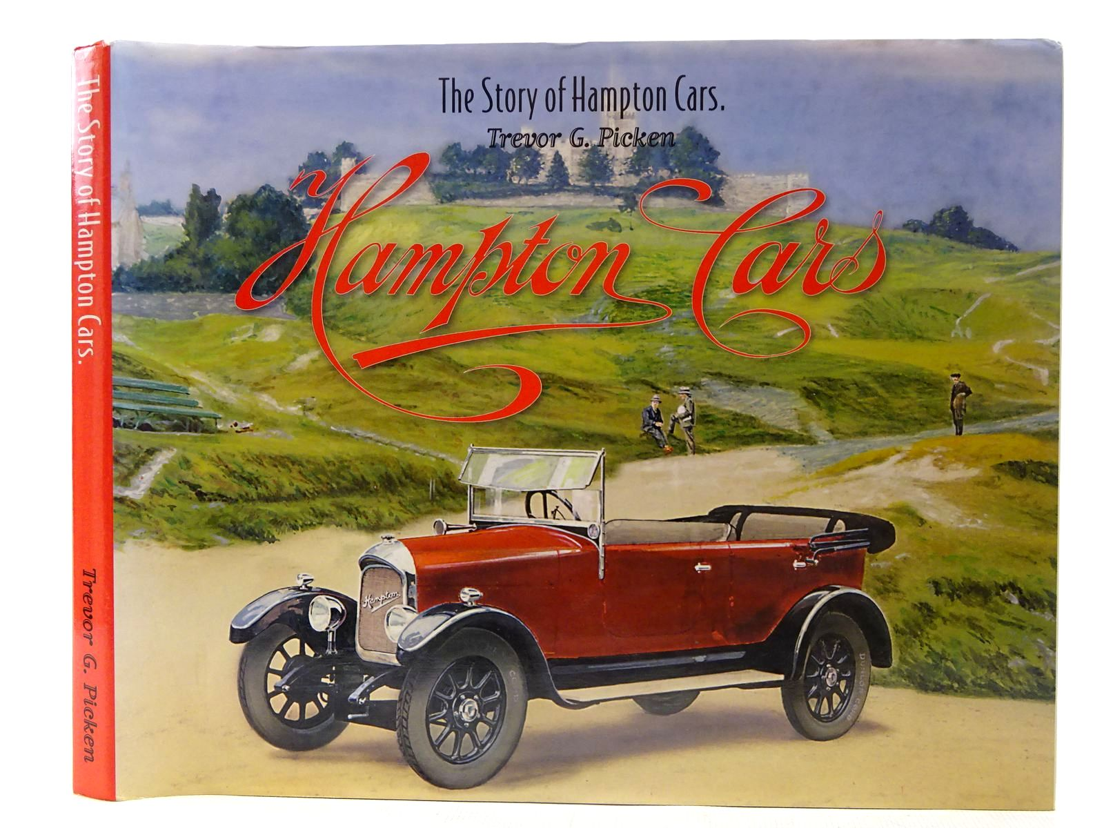 Photo of HAMPTON CARS written by Picken, Trevor G. published by Hampton Cars (STOCK CODE: 2127137)  for sale by Stella & Rose's Books
