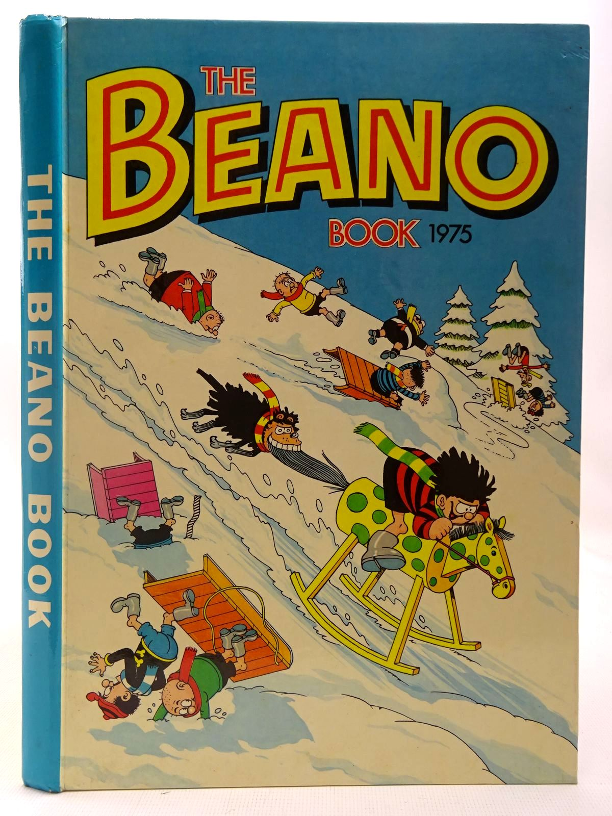 Photo of THE BEANO BOOK 1975 published by D.C. Thomson & Co Ltd. (STOCK CODE: 2127142)  for sale by Stella & Rose's Books