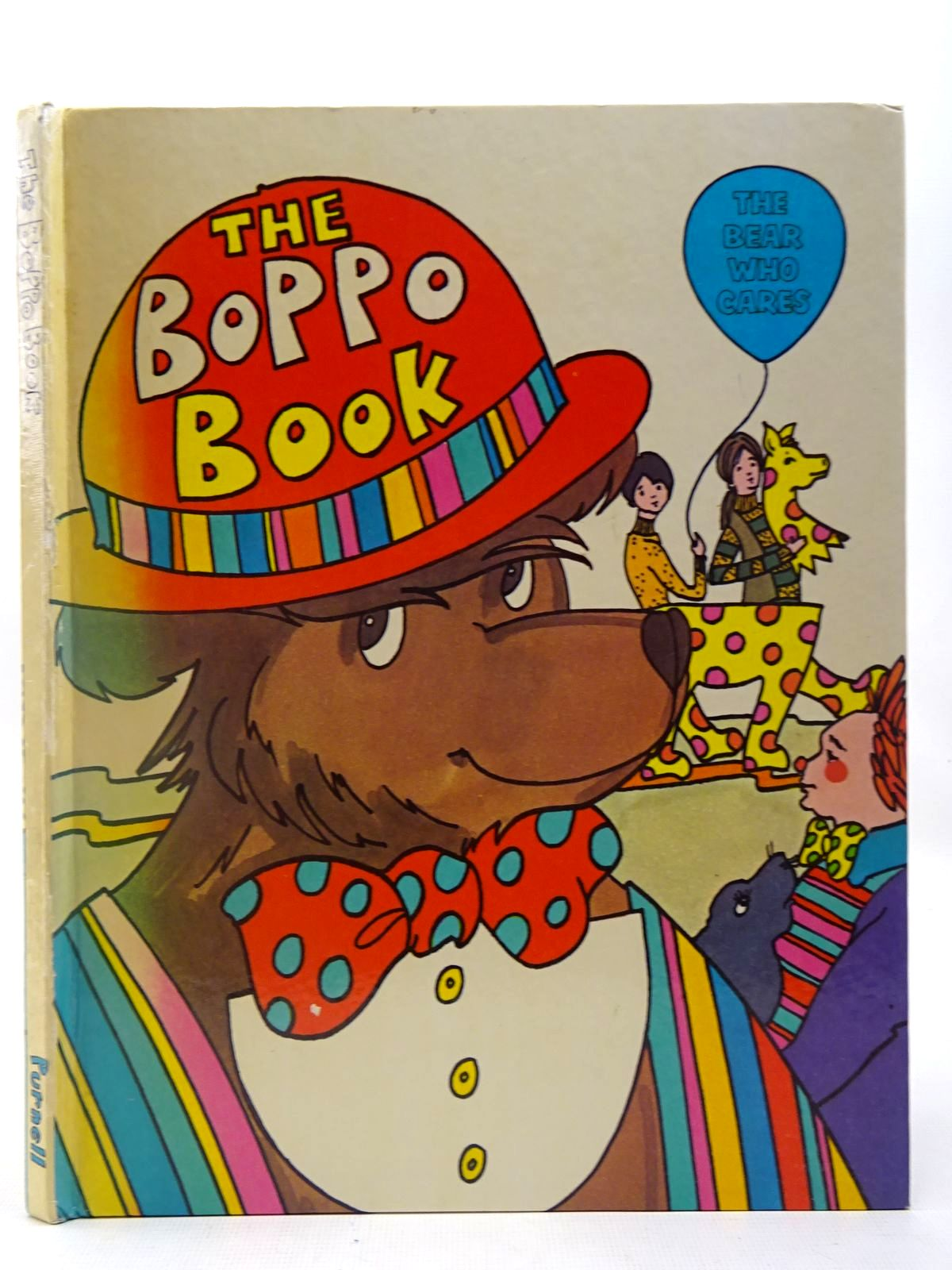Photo of THE BOPPO BOOK written by Cotton, Robert illustrated by Cameron, published by Purnell (STOCK CODE: 2127213)  for sale by Stella & Rose's Books