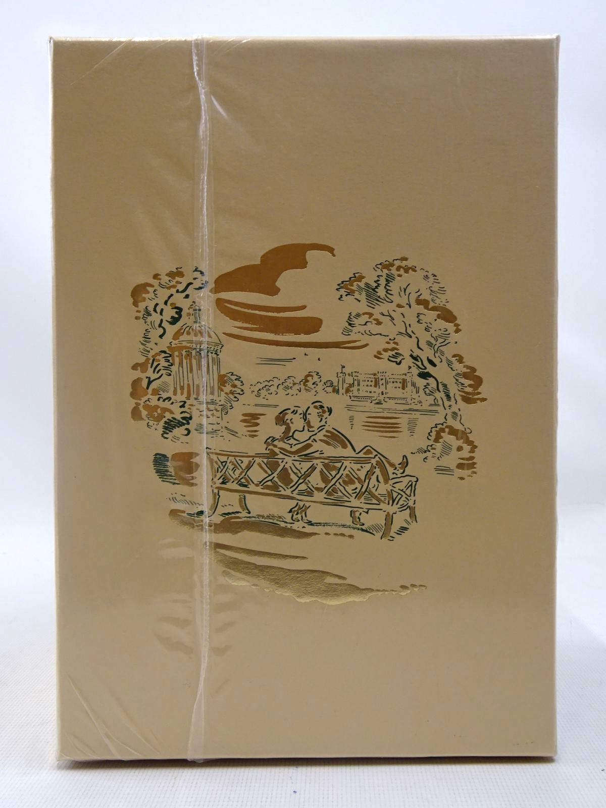 Photo of THE BEST OF BLANDINGS (6 VOLUMES) written by Wodehouse, P.G. illustrated by Cox, Paul published by Folio Society (STOCK CODE: 2127217)  for sale by Stella & Rose's Books