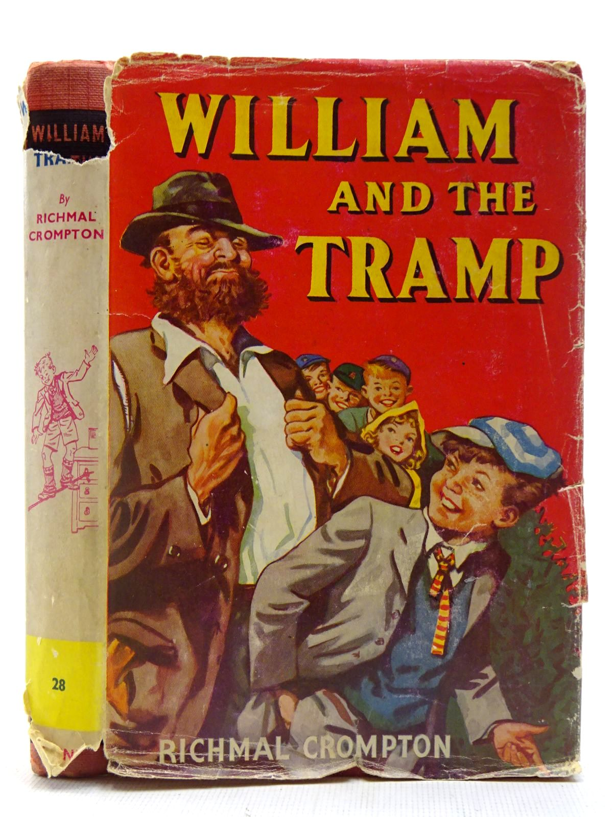 Photo of WILLIAM AND THE TRAMP written by Crompton, Richmal illustrated by Henry, Thomas published by George Newnes Limited (STOCK CODE: 2127235)  for sale by Stella & Rose's Books