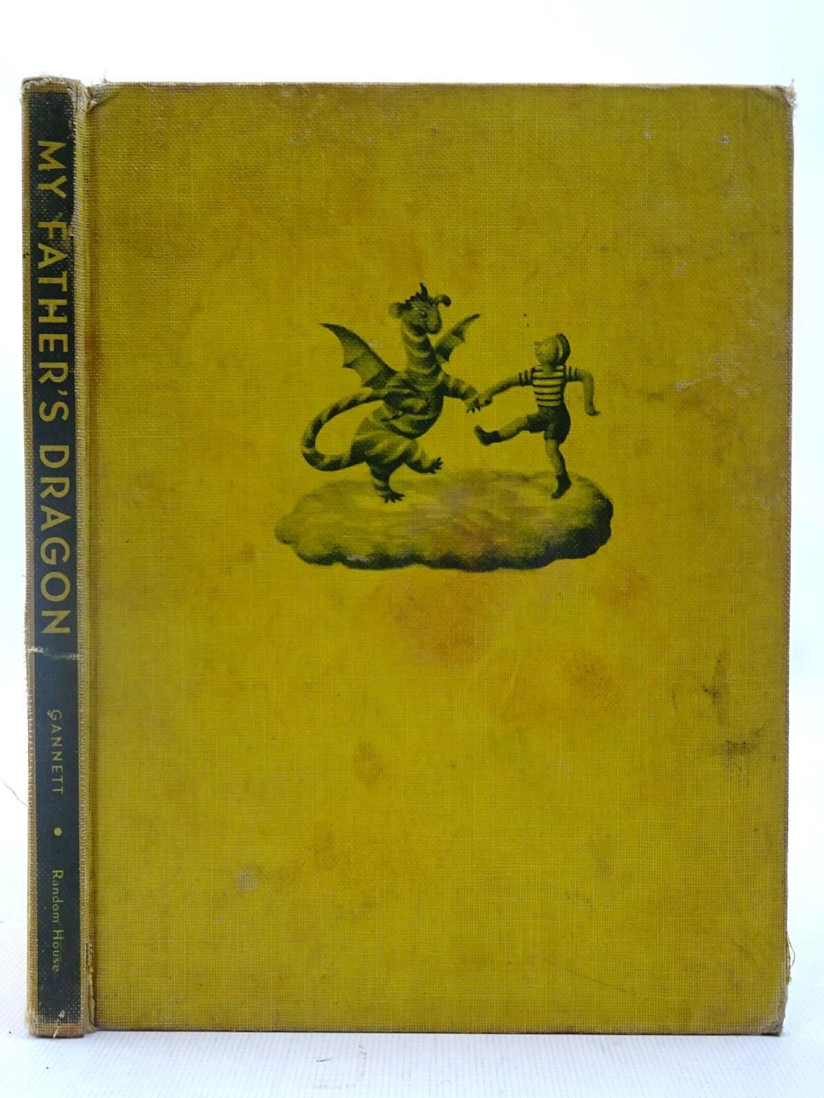 Photo of MY FATHER'S DRAGON written by Gannett, Ruth Stiles illustrated by Gannett, Ruth Chrisman published by Random House (STOCK CODE: 2127244)  for sale by Stella & Rose's Books