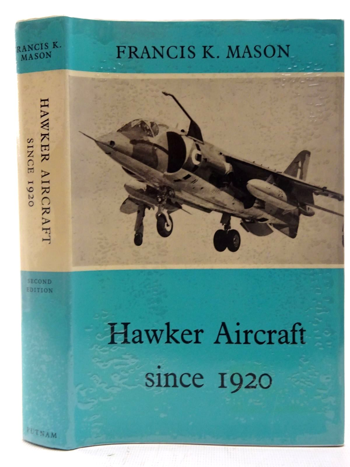 Photo of HAWKER AIRCRAFT SINCE 1920- Stock Number: 2127269
