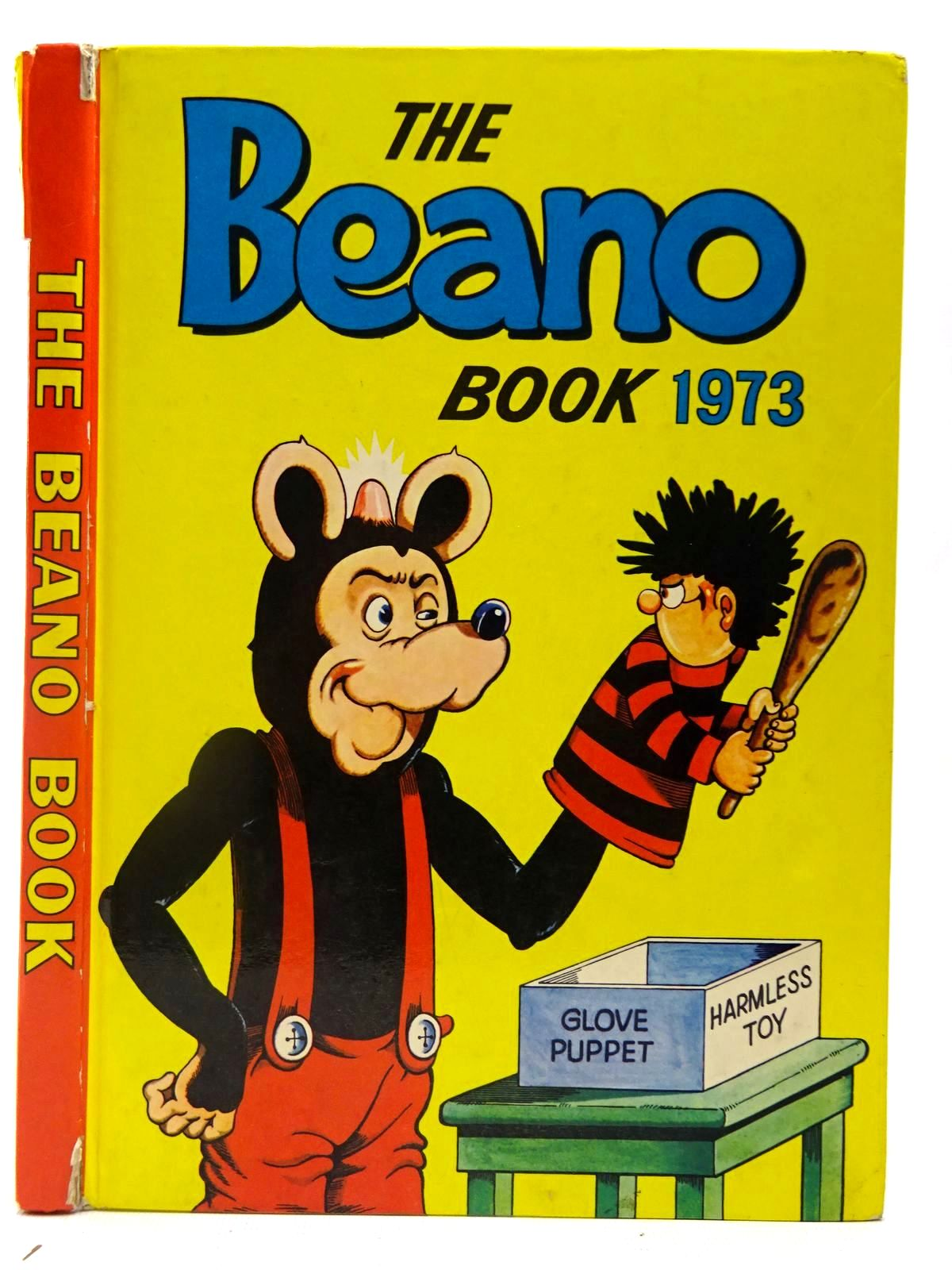 Photo of THE BEANO BOOK 1973 published by D.C. Thomson & Co Ltd. (STOCK CODE: 2127307)  for sale by Stella & Rose's Books