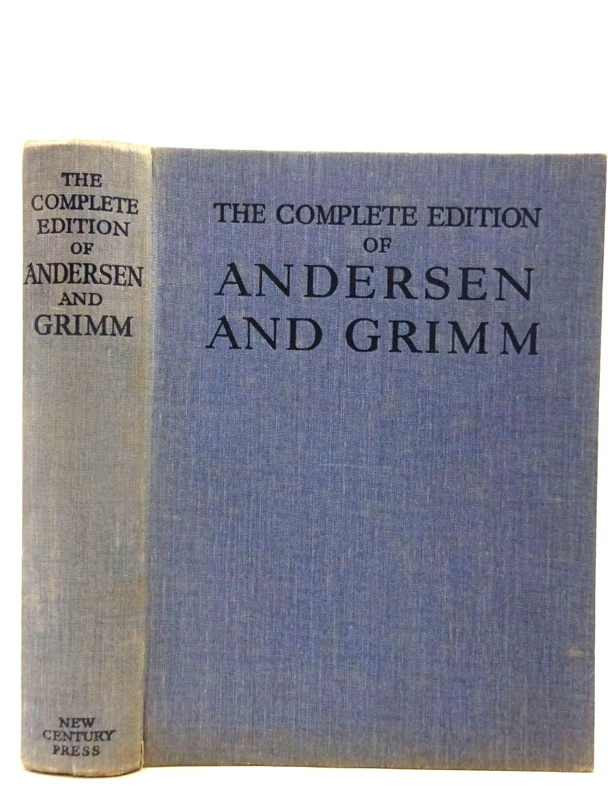 Photo of THE JOYCE MERCER EDITION OF ANDERSEN AND GRIMM written by Andersen, Hans Christian<br />Grimm, Brothers illustrated by Mercer, Joyce published by Hutchinson & Co. Ltd (STOCK CODE: 2127323)  for sale by Stella & Rose's Books