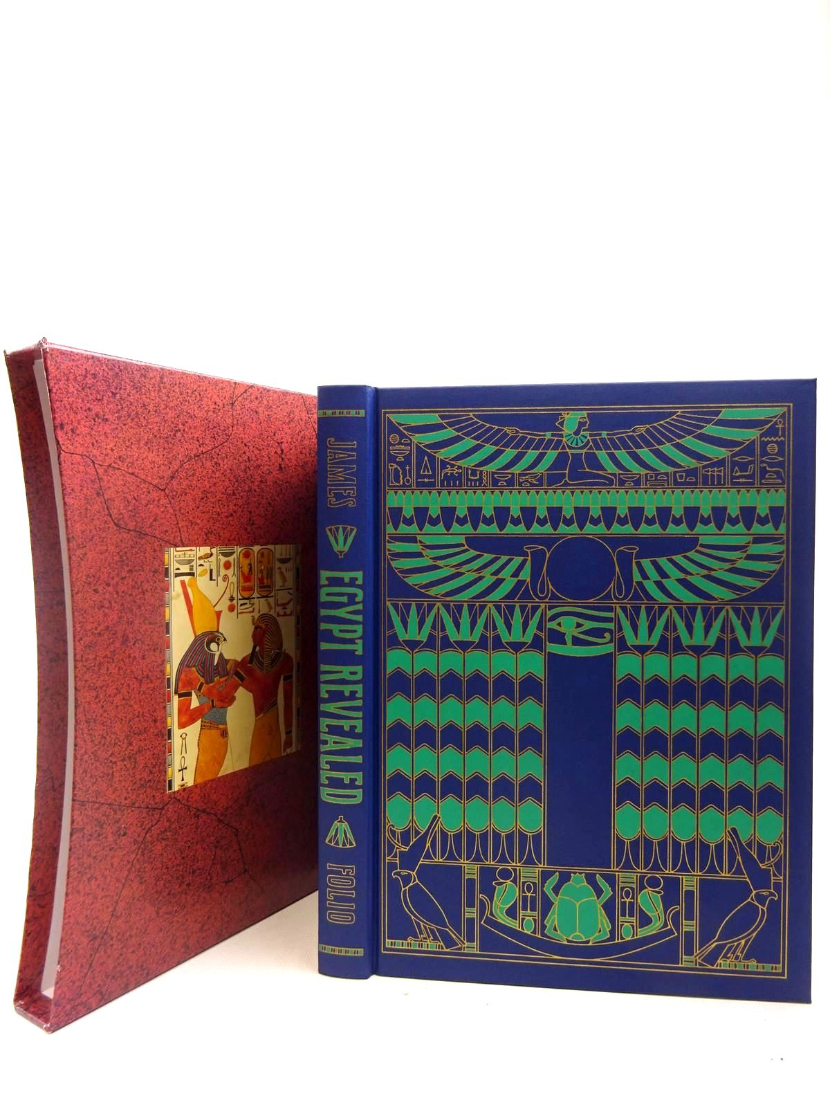 Photo of EGYPT REVEALED written by James, T.G.H. published by Folio Society (STOCK CODE: 2127333)  for sale by Stella & Rose's Books