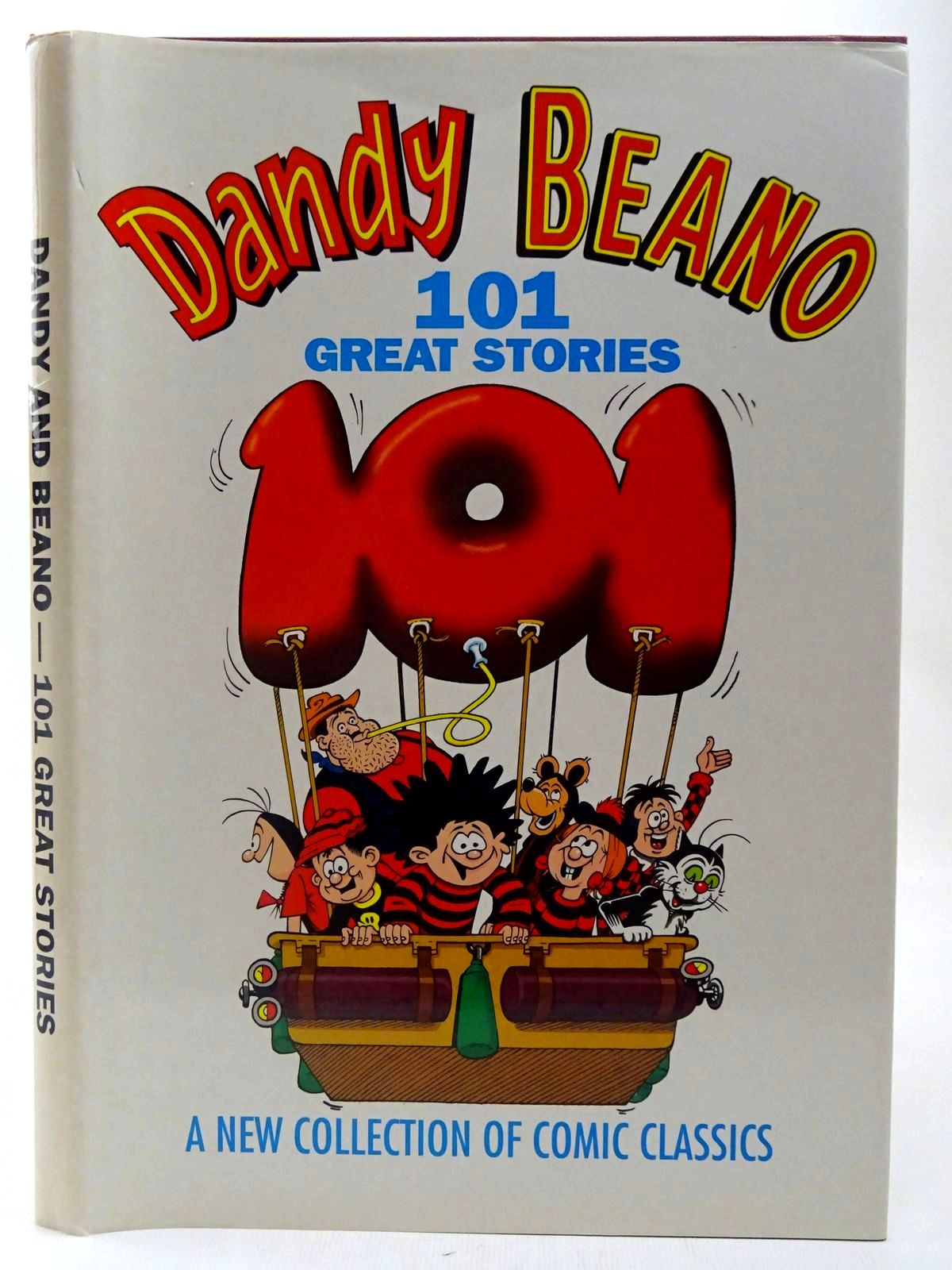 Photo of DANDY AND BEANO 101 GREAT STORIES published by D.C. Thomson & Co Ltd. (STOCK CODE: 2127370)  for sale by Stella & Rose's Books