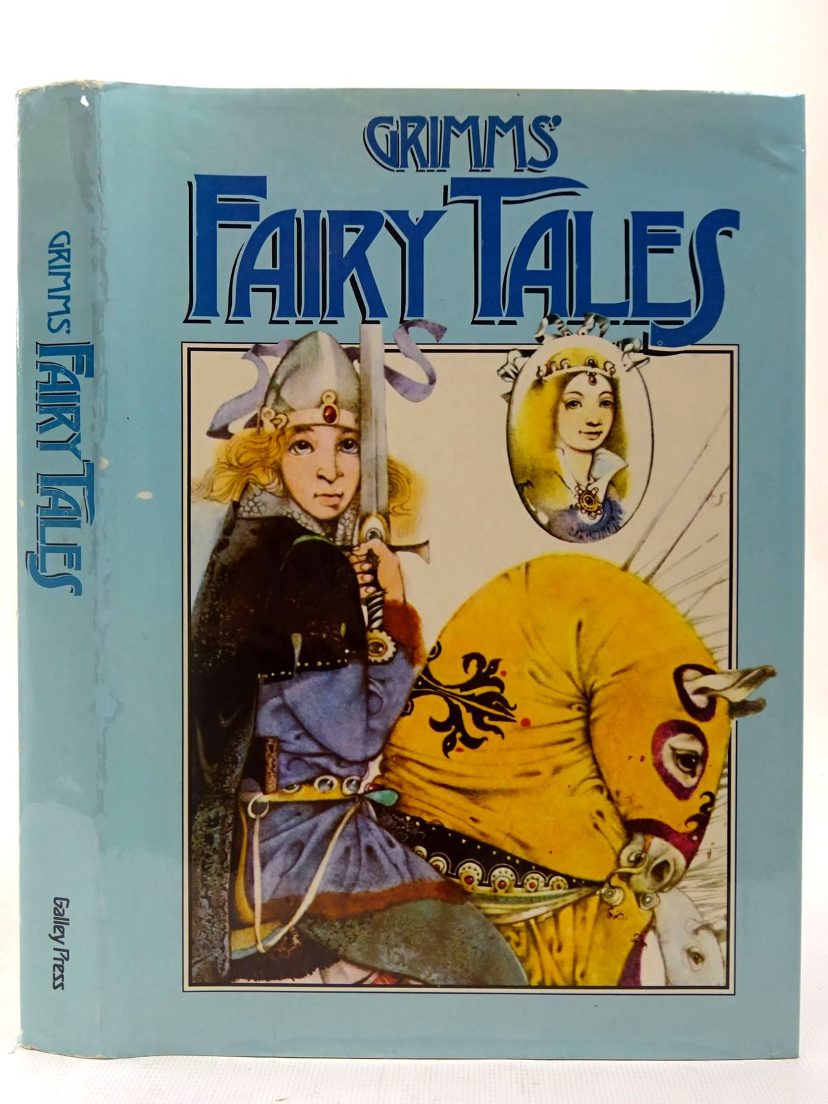 Photo of GRIMMS' FAIRY TALES written by Grimm, Brothers<br />Varecha, Vladimir illustrated by Manasek, Ludek published by Octopus Books Ltd. (STOCK CODE: 2127378)  for sale by Stella & Rose's Books