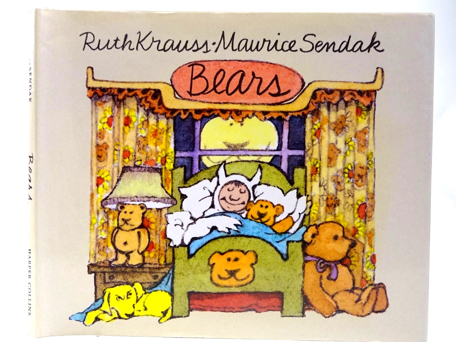 Photo of BEARS written by Krauss, Ruth illustrated by Sendak, Maurice published by Harper Collins Childrens Books (STOCK CODE: 2127392)  for sale by Stella & Rose's Books