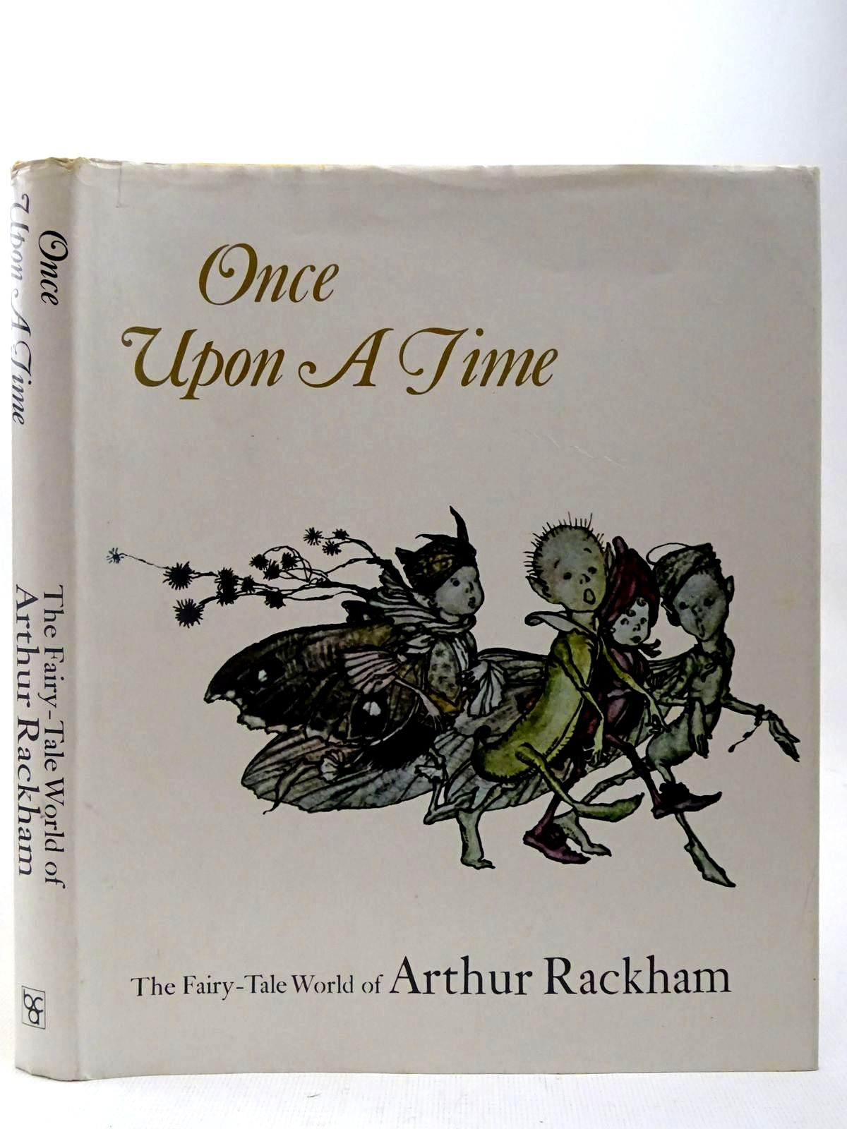 Photo of ONCE UPON A TIME THE FAIRY-TALE WORLD OF ARTHUR RACKHAM written by Darrell, Margery<br />et al,  illustrated by Rackham, Arthur published by Book Club Associates (STOCK CODE: 2127414)  for sale by Stella & Rose's Books