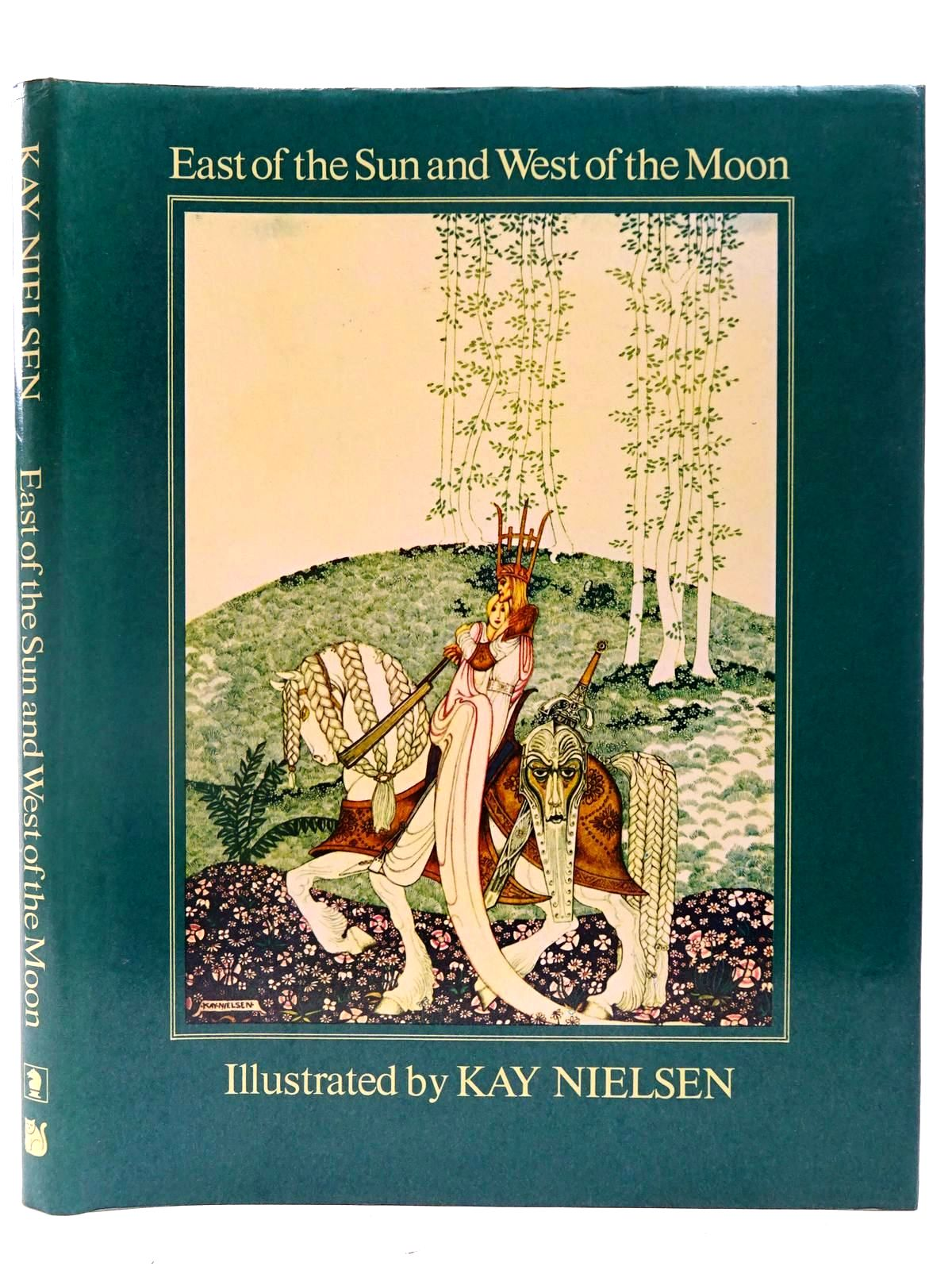 Photo of EAST OF THE SUN AND WEST OF THE MOON OLD TALES FROM THE NORTH illustrated by Nielsen, Kay published by Hodder & Stoughton, Gallery Five Ltd. (STOCK CODE: 2127415)  for sale by Stella & Rose's Books