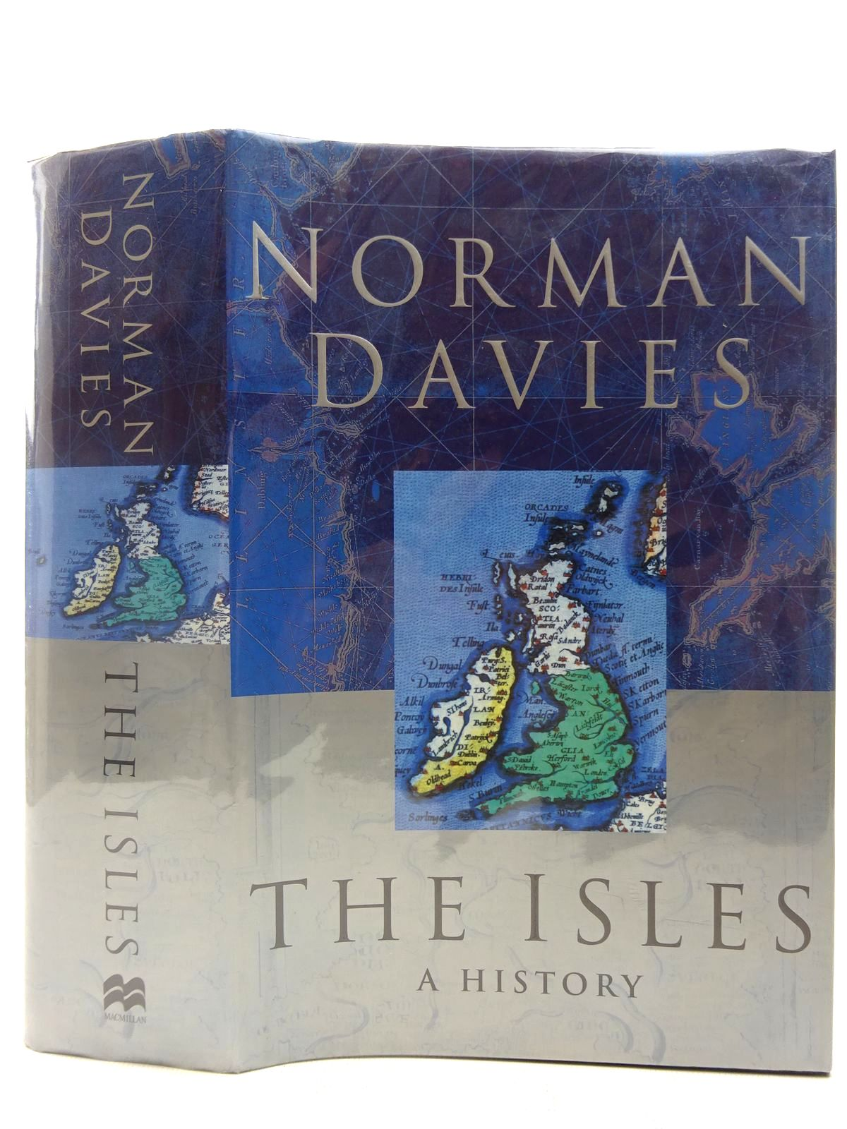 Photo of THE ISLES A HISTORY written by Davies, Norman published by MacMillan (STOCK CODE: 2127432)  for sale by Stella & Rose's Books