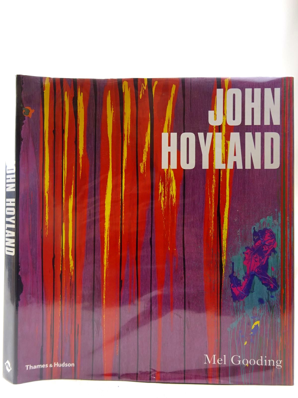 Photo of JOHN HOYLAND written by Gooding, Mel illustrated by Hoyland, John published by Thames and Hudson (STOCK CODE: 2127435)  for sale by Stella & Rose's Books