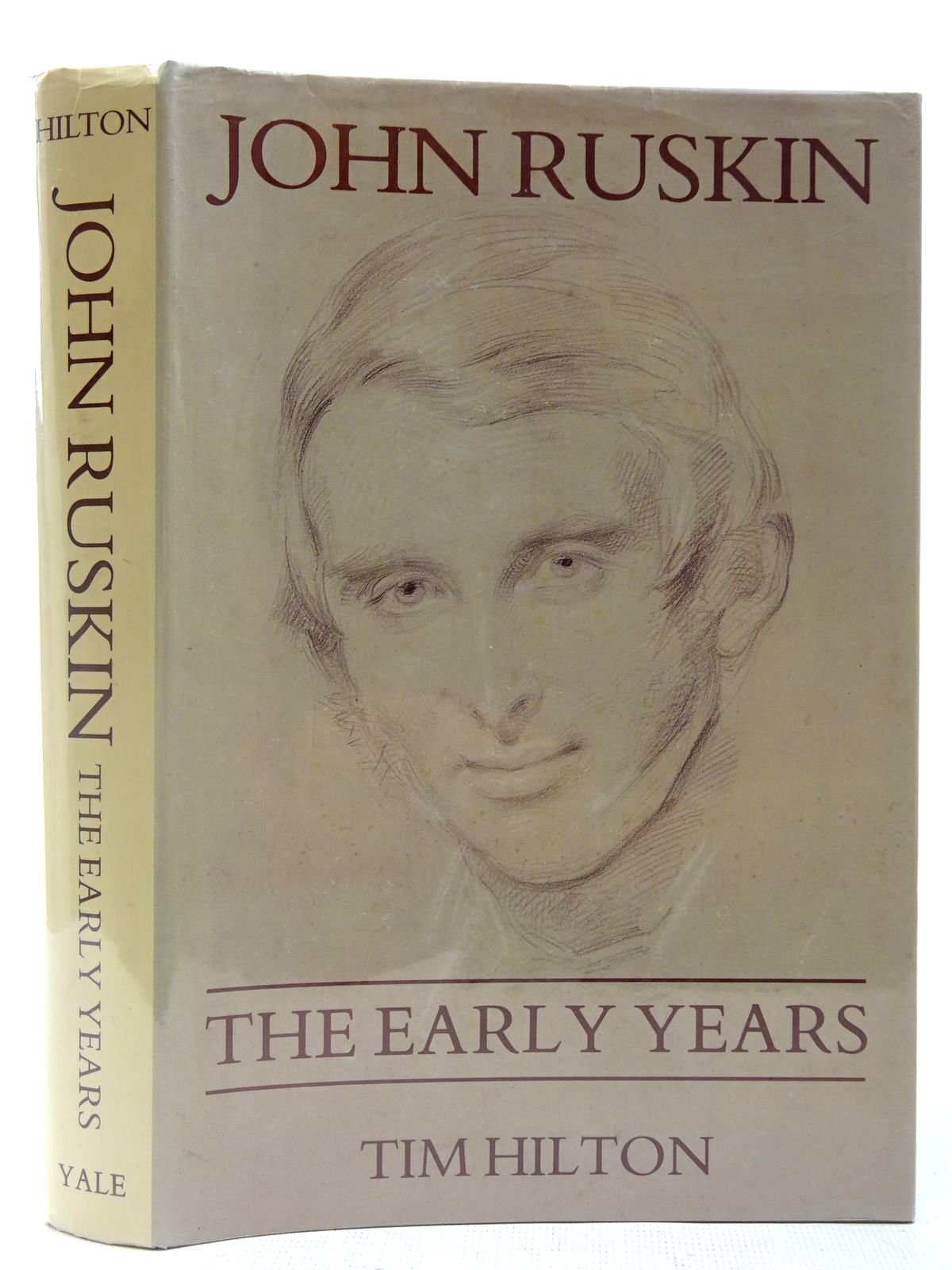 Photo of JOHN RUSKIN: THE EARLY YEARS 1819-1859 written by Hilton, Tim published by Yale University Press (STOCK CODE: 2127466)  for sale by Stella & Rose's Books