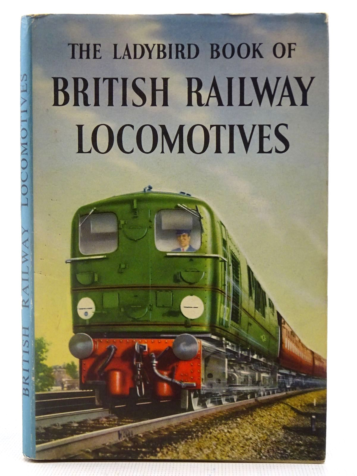 Photo of THE LADYBIRD BOOK OF BRITISH RAILWAY LOCOMOTIVES written by Joiner, D.L. published by Wills & Hepworth Ltd. (STOCK CODE: 2127478)  for sale by Stella & Rose's Books