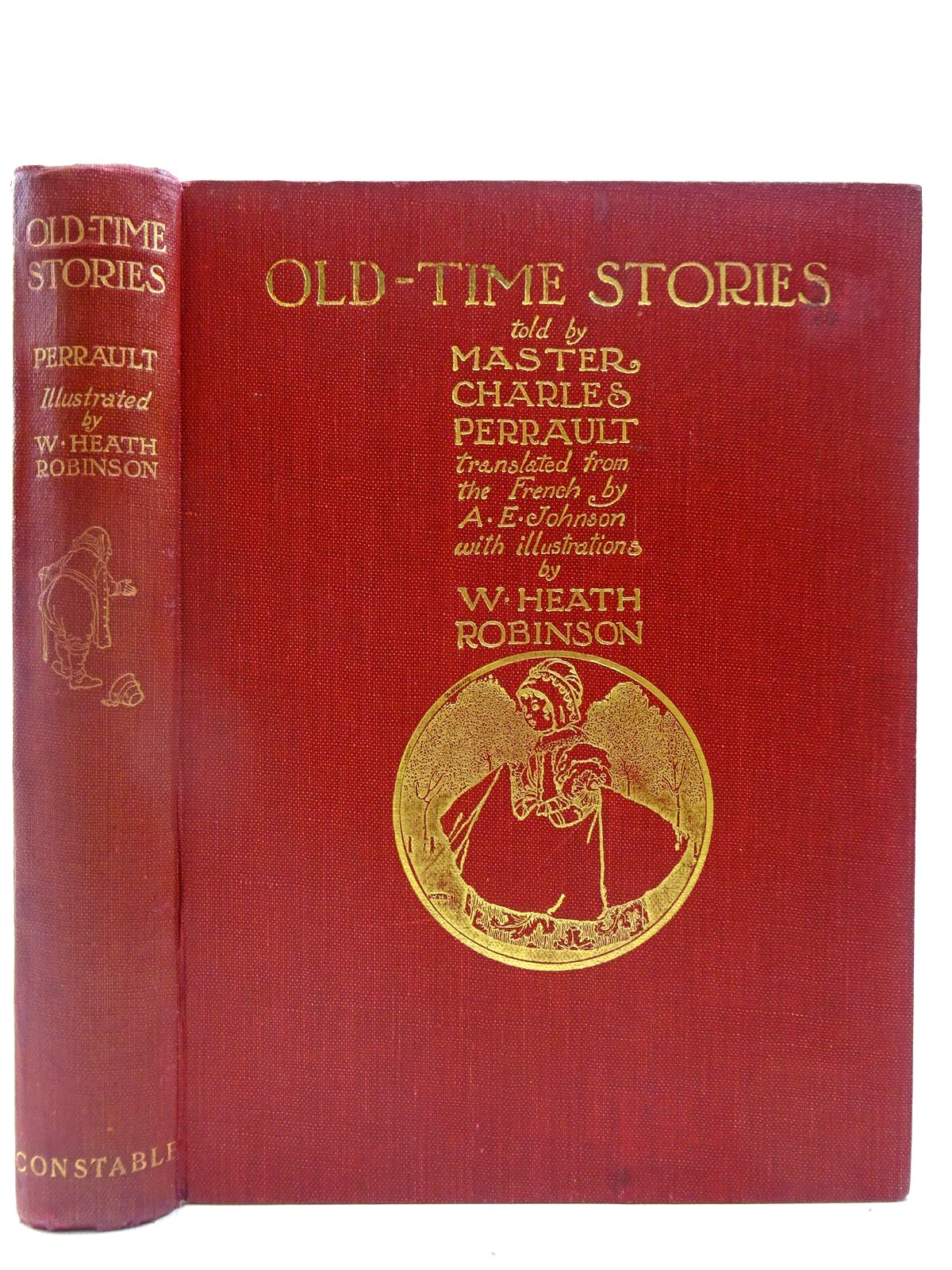 Photo of OLD-TIME STORIES