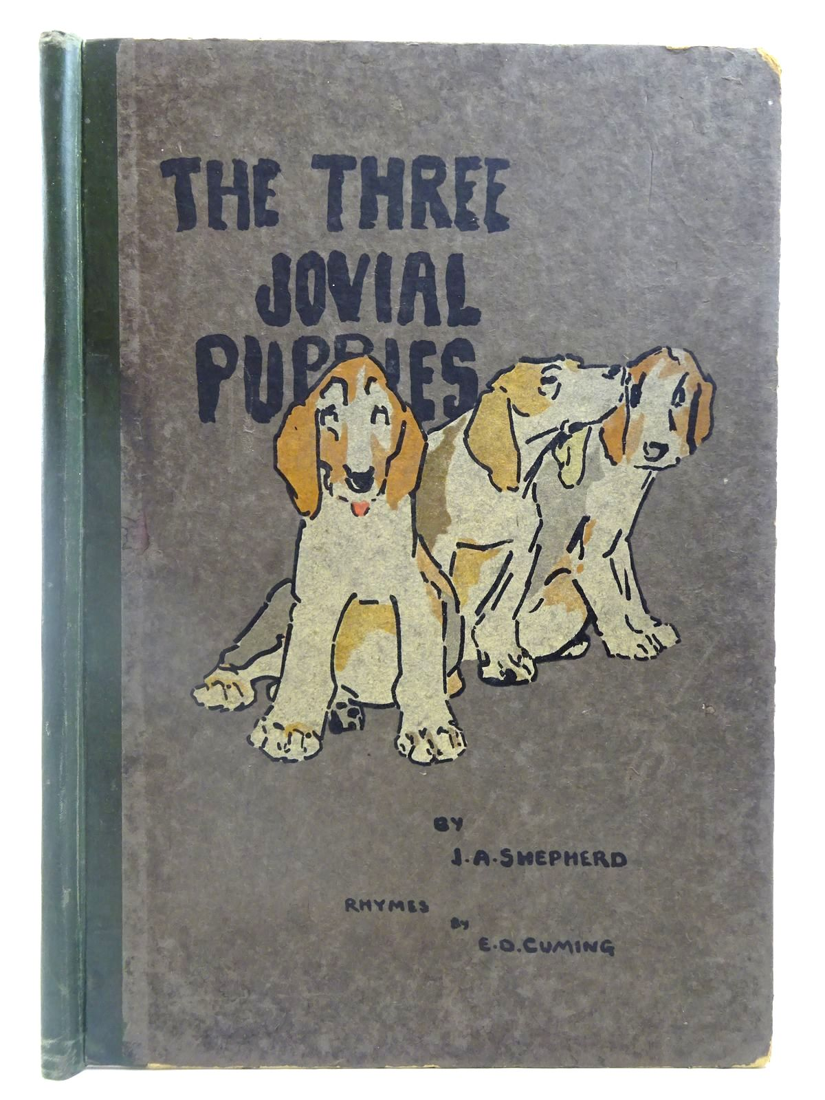 Photo of THE THREE JOVIAL PUPPIES