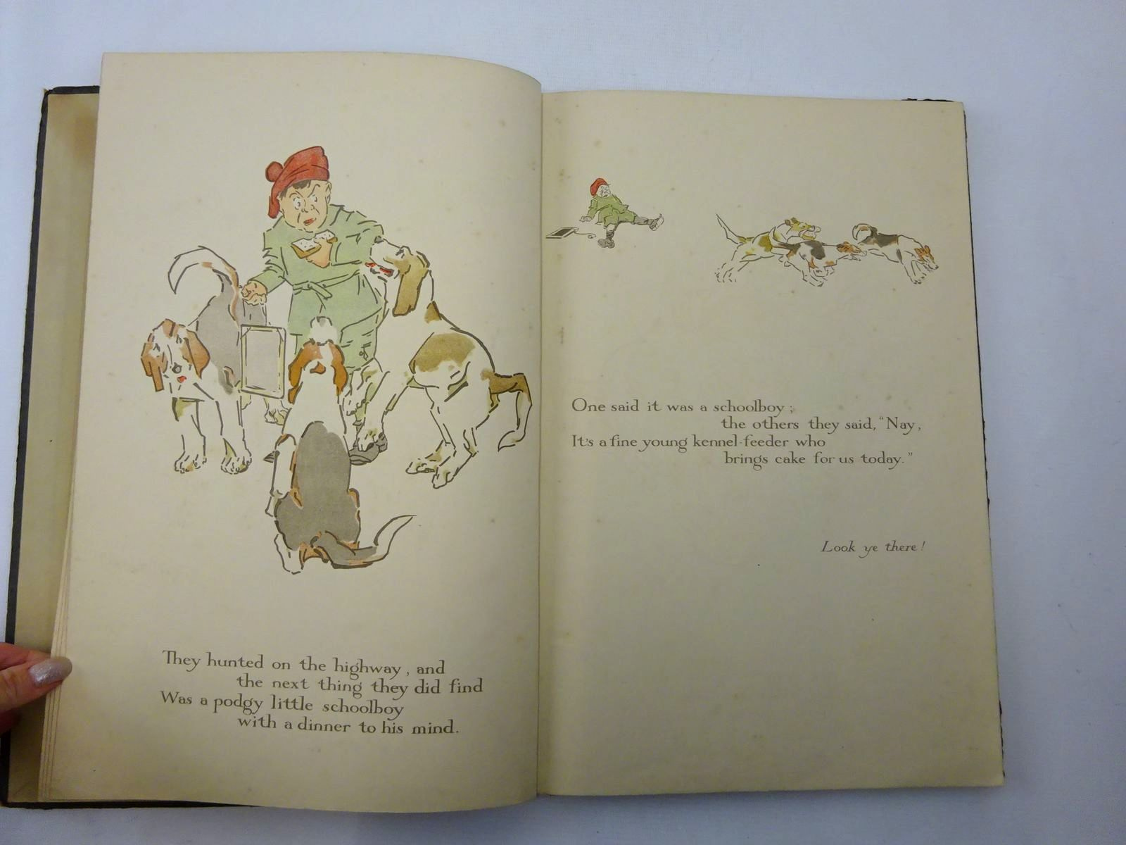Photo of THE THREE JOVIAL PUPPIES written by Cuming, E.D. illustrated by Shepherd, J.A. published by Blackie & Son Ltd. (STOCK CODE: 2127501)  for sale by Stella & Rose's Books