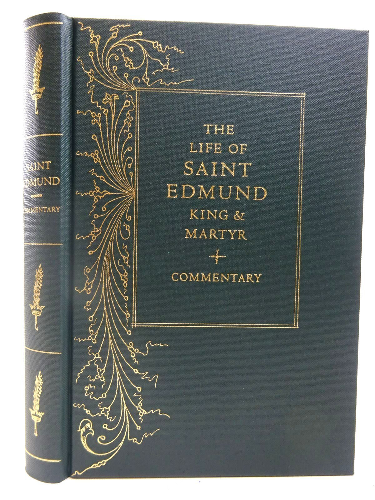 Photo of THE LIFE OF SAINT EDMUND KING & MARTYR written by Lydgate, John<br />Edwards, A.S.G. published by Folio Society (STOCK CODE: 2127512)  for sale by Stella & Rose's Books
