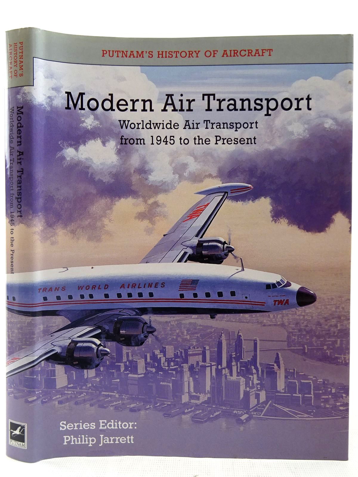 Photo of MODERN AIR TRANSPORT WORLDWIDE AIR TRANSPORT FROM 1945 TO THE PRESENT written by Jarrett, Philip published by Putnam Aeronautical Books (STOCK CODE: 2127515)  for sale by Stella & Rose's Books