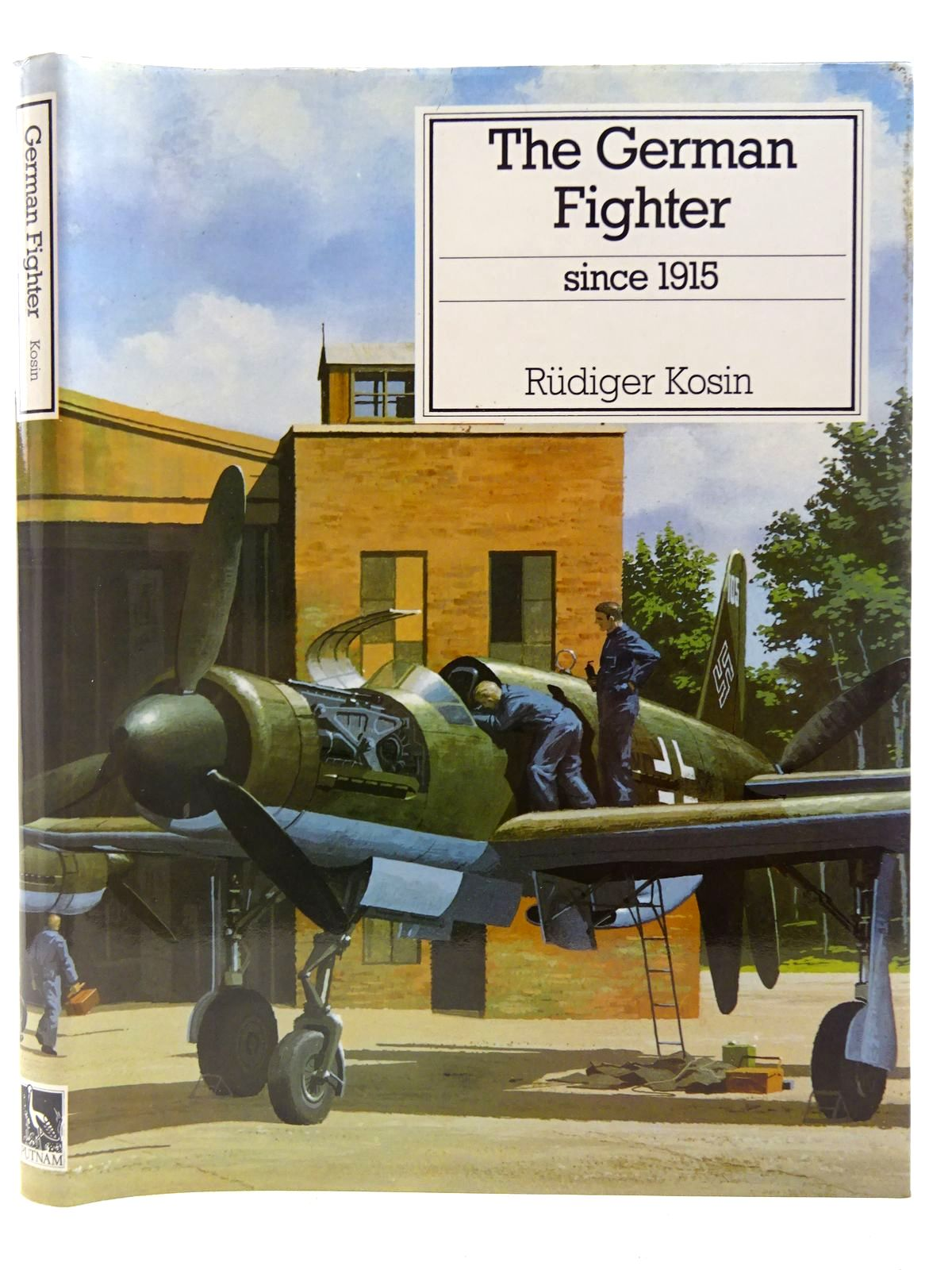 Photo of THE GERMAN FIGHTER SINCE 1915 written by Kosin, Rudiger published by Putnam (STOCK CODE: 2127573)  for sale by Stella & Rose's Books
