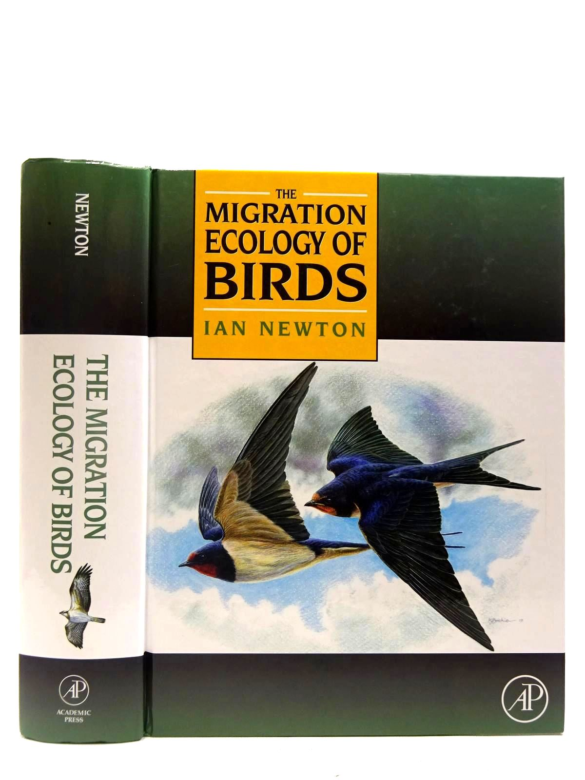 Photo of THE MIGRATION ECOLOGY OF BIRDS written by Newton, Ian illustrated by Brockie, Keith published by Academic Press (STOCK CODE: 2127588)  for sale by Stella & Rose's Books