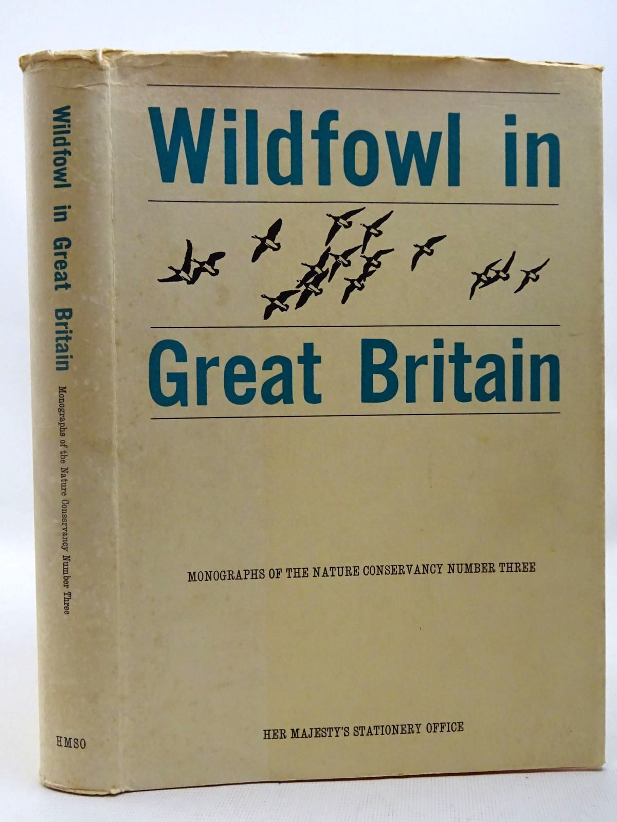 Photo of WILDFOWL IN GREAT BRITAIN written by Atkinson-Willes, G.L. illustrated by Scott, Peter published by Her Majesty's Stationery Office (STOCK CODE: 2127608)  for sale by Stella & Rose's Books