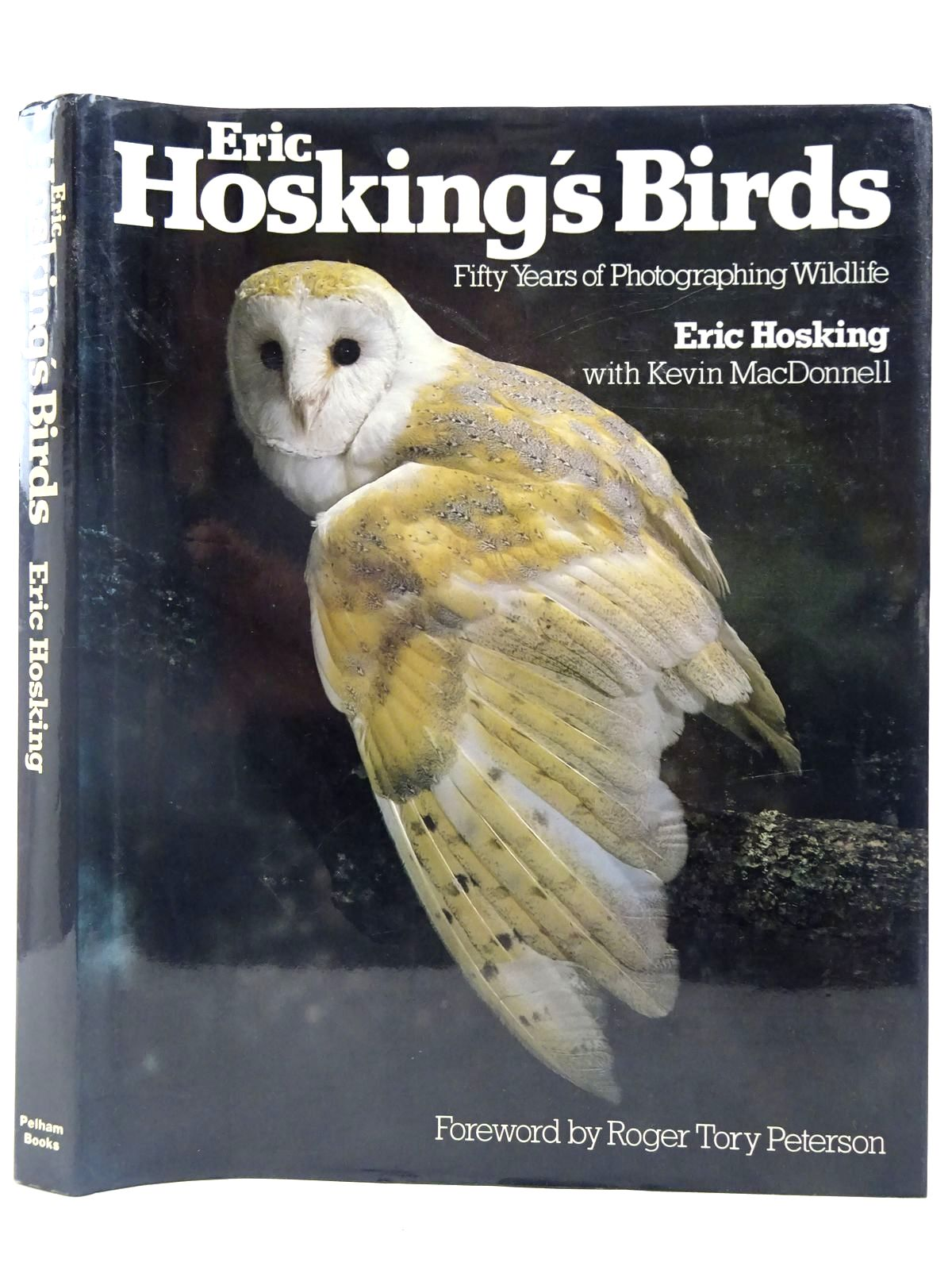 Photo of ERIC HOSKING'S BIRDS written by Hosking, Eric published by Pelham Books (STOCK CODE: 2127659)  for sale by Stella & Rose's Books
