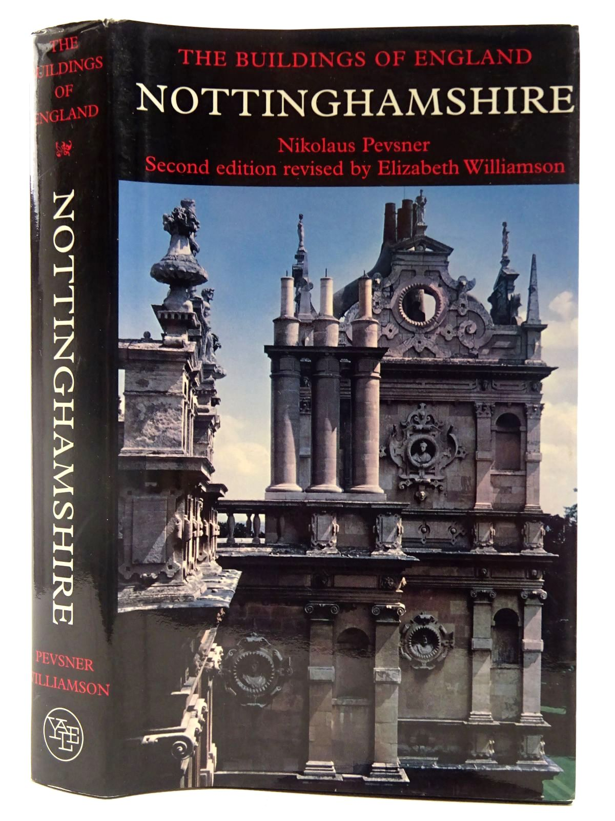 Photo of NOTTINGHAMSHIRE (BUILDINGS OF ENGLAND) written by Pevsner, Nikolaus<br />Williamson, Elizabeth published by Yale University Press (STOCK CODE: 2127670)  for sale by Stella & Rose's Books