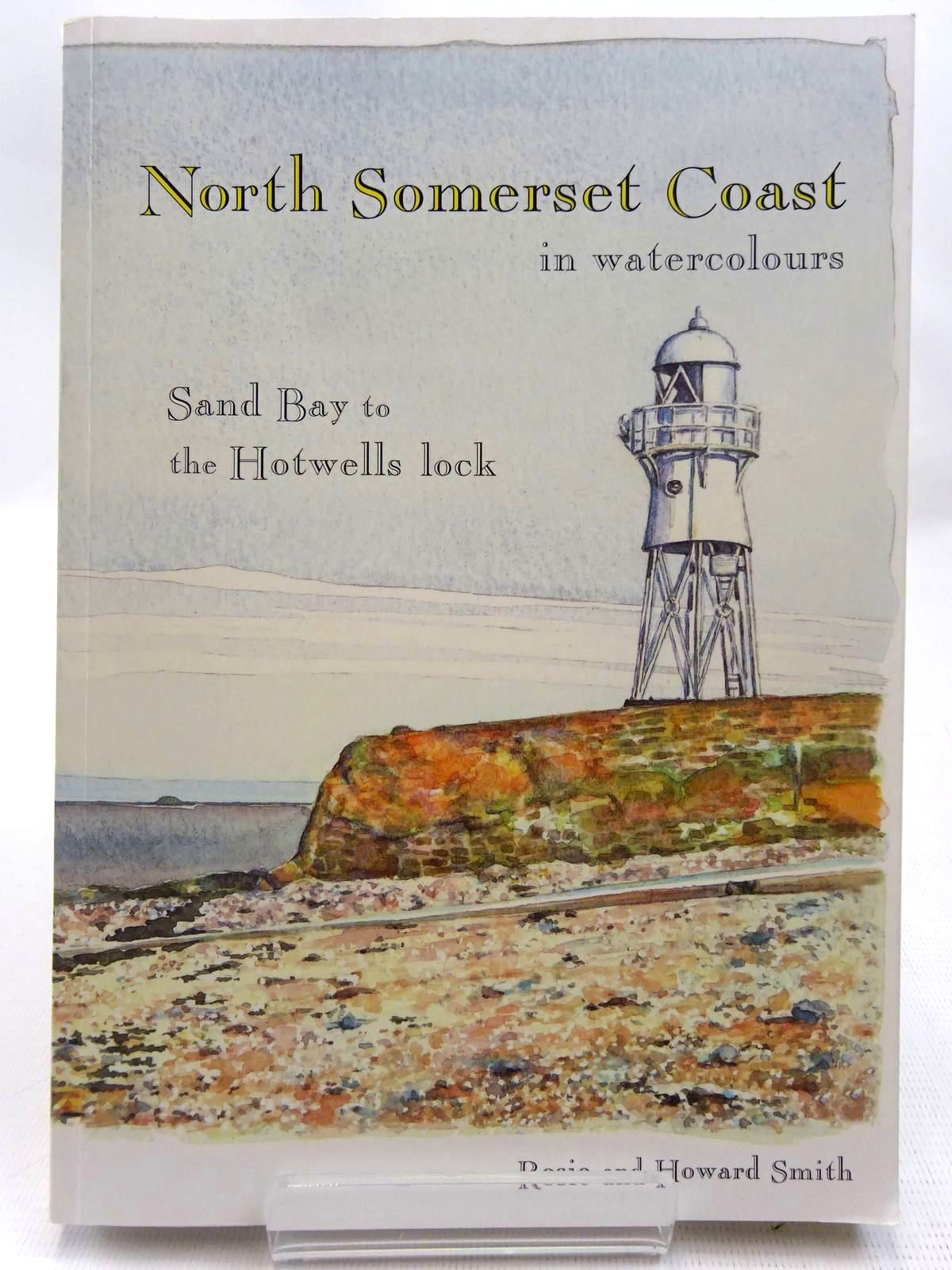 Photo of NORTH SOMERSET COAST IN WATERCOLOURS written by Smith, Howard illustrated by Smith, Rosie published by The Garret Press (STOCK CODE: 2127677)  for sale by Stella & Rose's Books