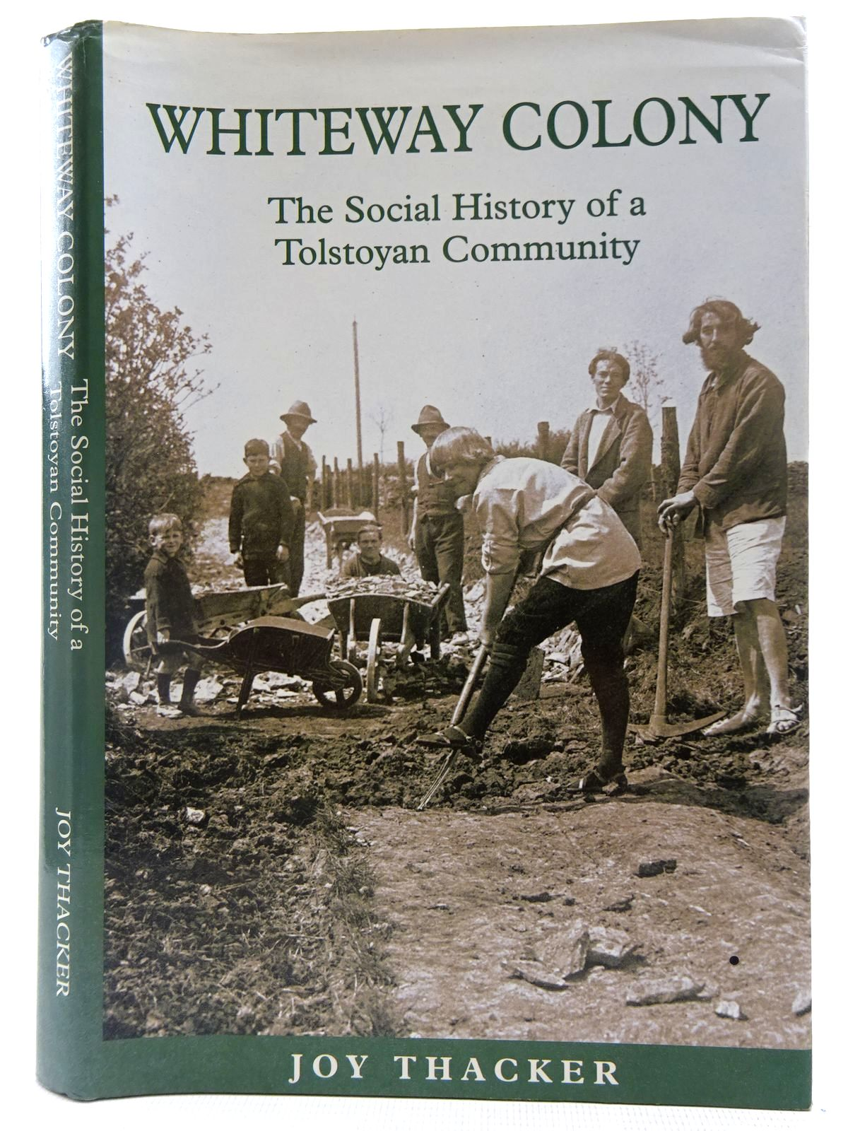 Photo of WHITEWAY COLONY written by Thacker, Joy published by Joy Thacker (STOCK CODE: 2127678)  for sale by Stella & Rose's Books
