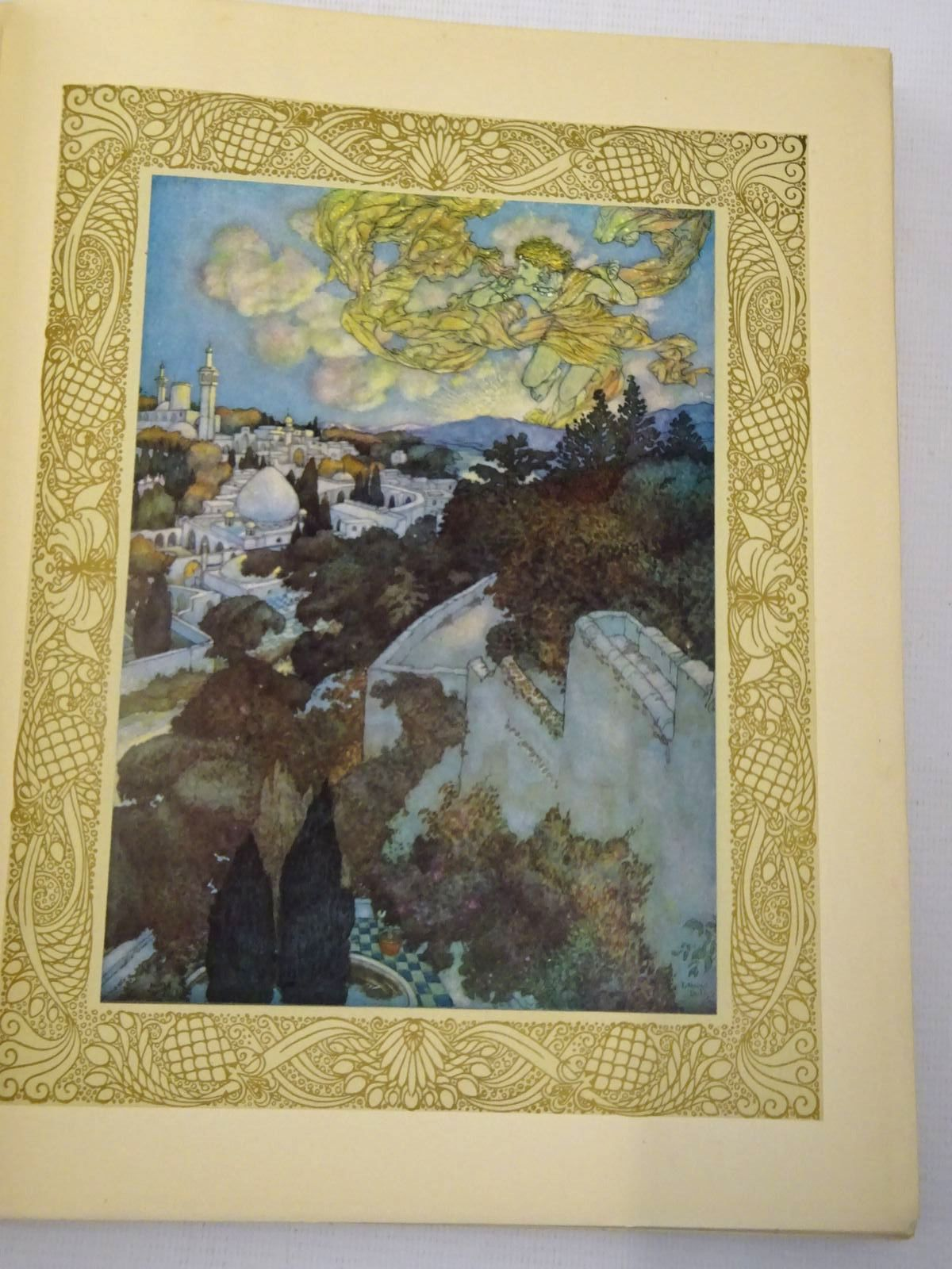 Photo of RUBAIYAT OF OMAR KHAYYAM written by Fitzgerald, Edward illustrated by Dulac, Edmund published by Hodder & Stoughton (STOCK CODE: 2127686)  for sale by Stella & Rose's Books